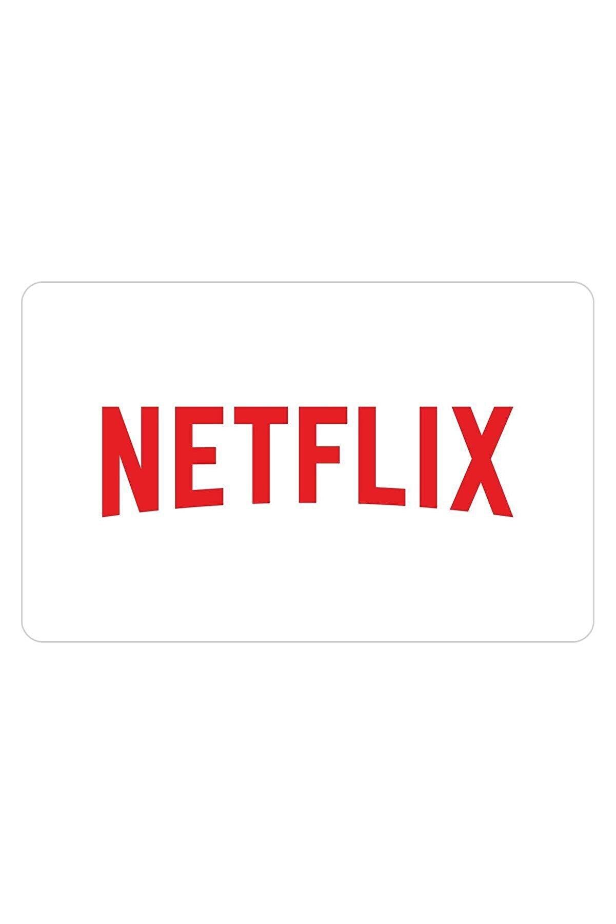 Netflix 100 TL Hediye Kartı