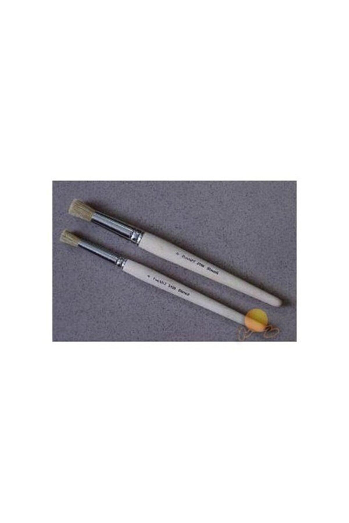 Ponart 3100 Serisi Stencıl Fırça No-8 1ad