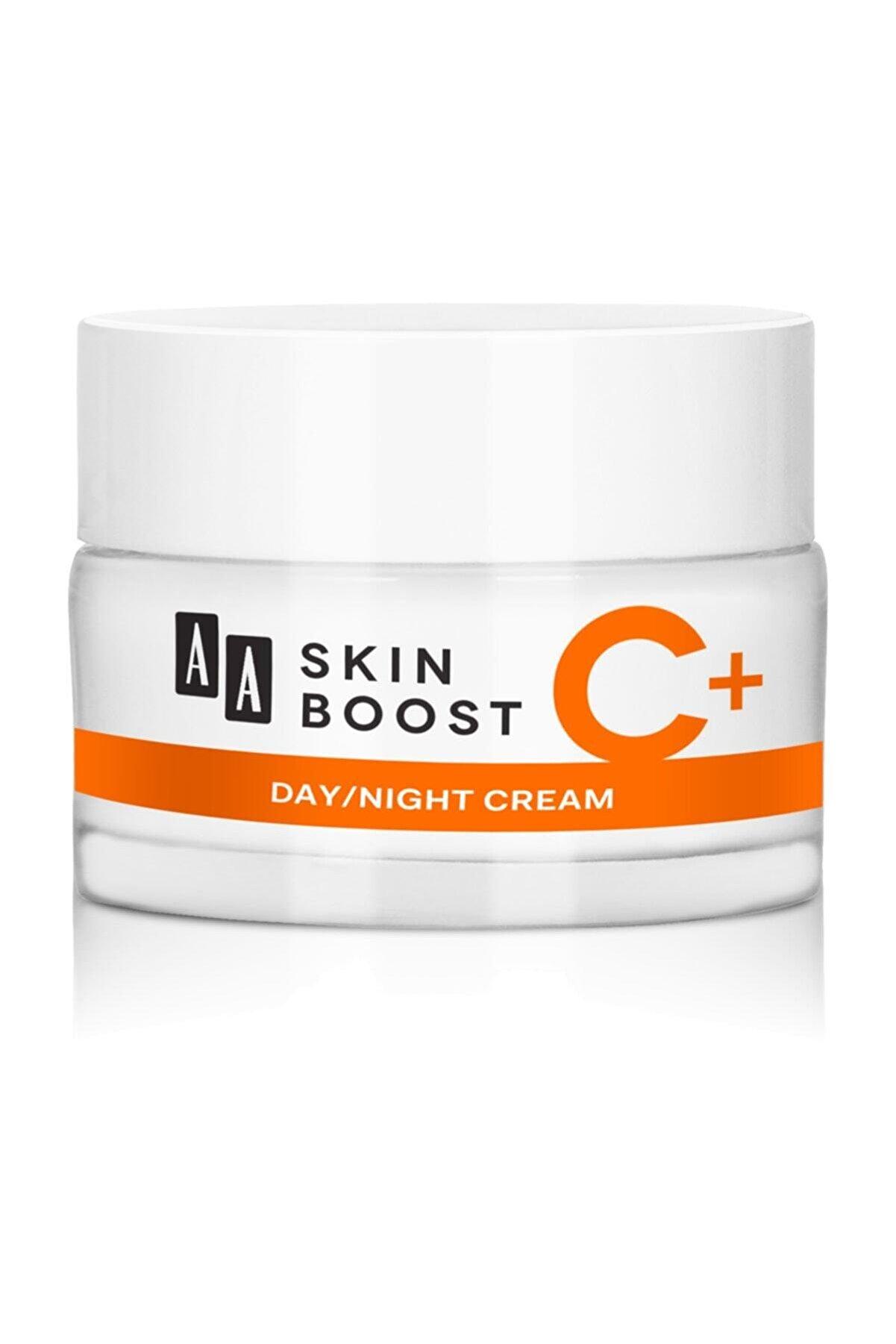 AA Cosmetics Skin Boost C Vitamini Gündüz/gece Kremi 50ml