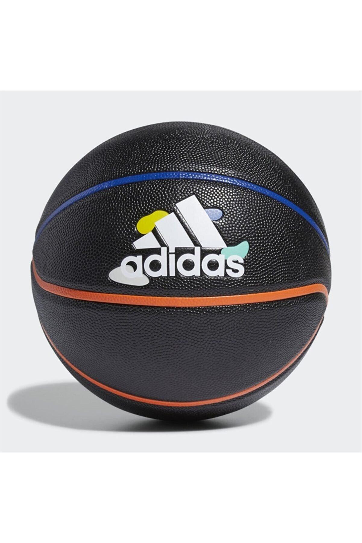 adidas Siyah Harden Vol. 5 All Court 2.0 Basketbol Topu