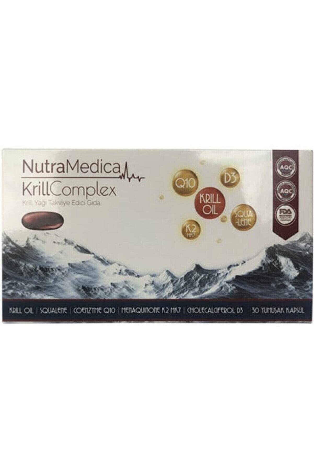 Nutra Medica Krill Complex