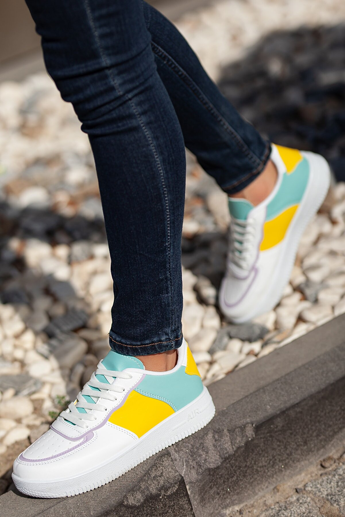 Muggo Mgsvt22 Kadın Sneaker Ayakkabı