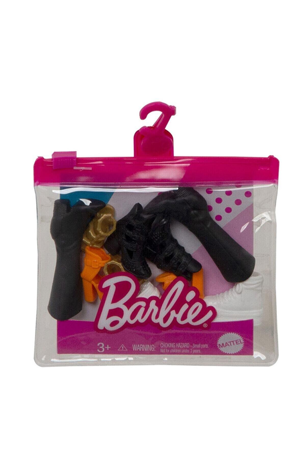 Barbie Nin Ayakkabı Koleksiyonu Gwb14-gxg01