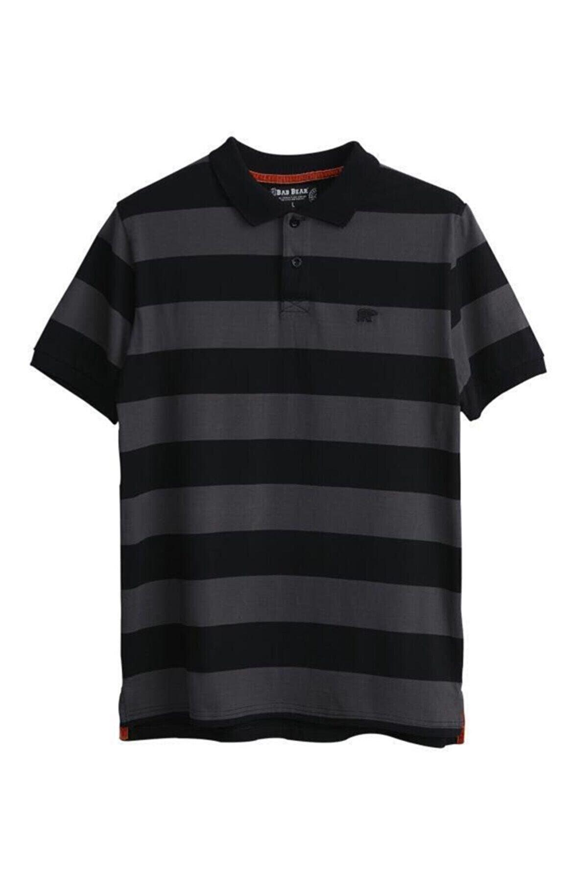 Bad Bear Erkek Polo T-shirt Horızon Polo