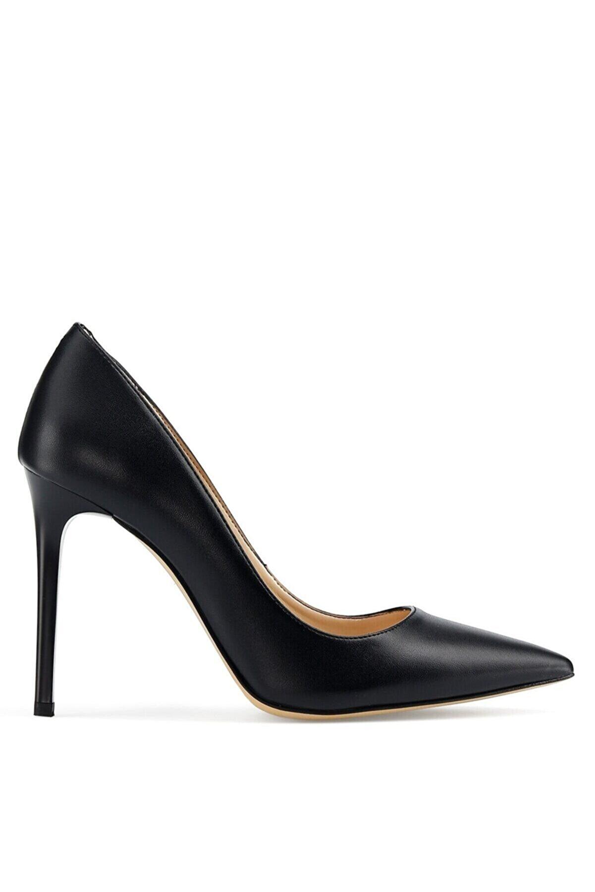 Nine West Sundex 1pr Siyah Kadın Gova Ayakkabı