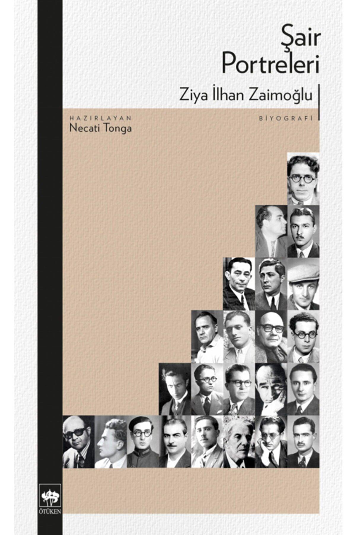 Ötüken Yayınları Şair Portreleri