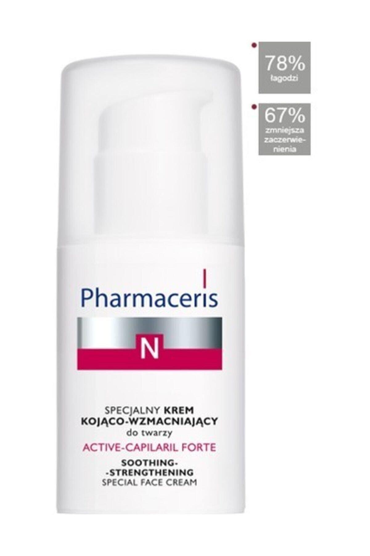 Pharmaceris Active Capilaril Forte Soothing-strengthening Cream 30 ml