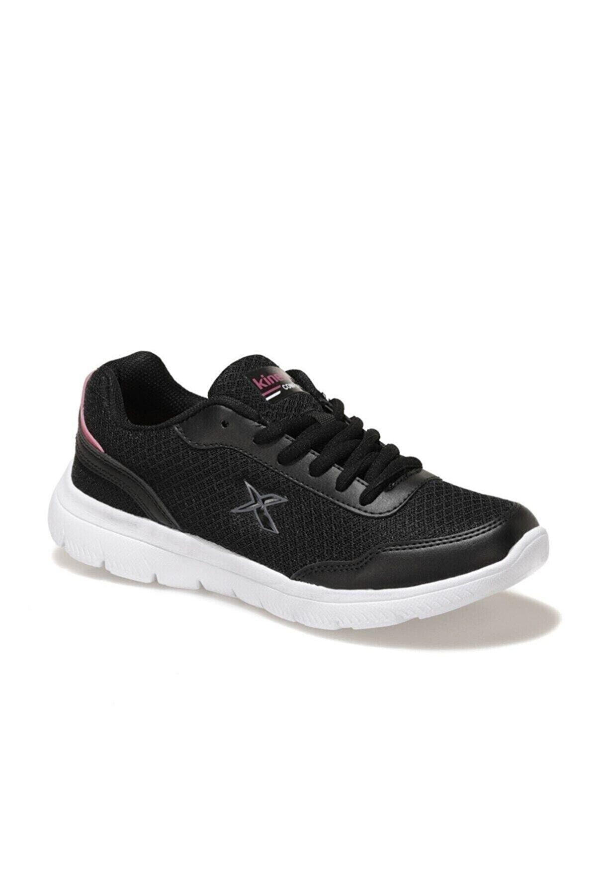 Kinetix NIGEL W 1FX Siyah Kadın Comfort Ayakkabı 100603380
