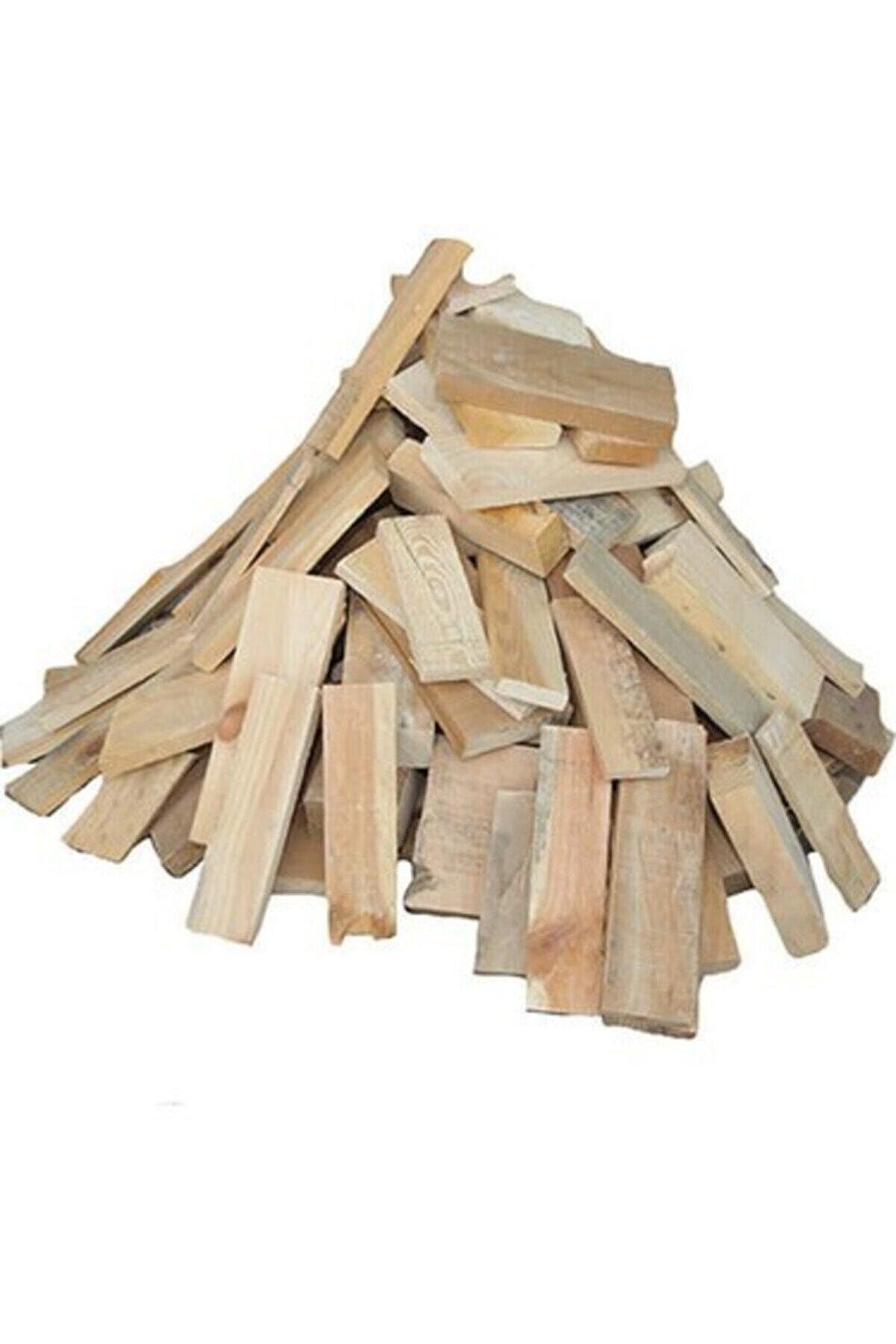 Narimba Parça Hazır Kuru Odun Semaver Mangal Soba 5 Kg +çıra Hediyeli
