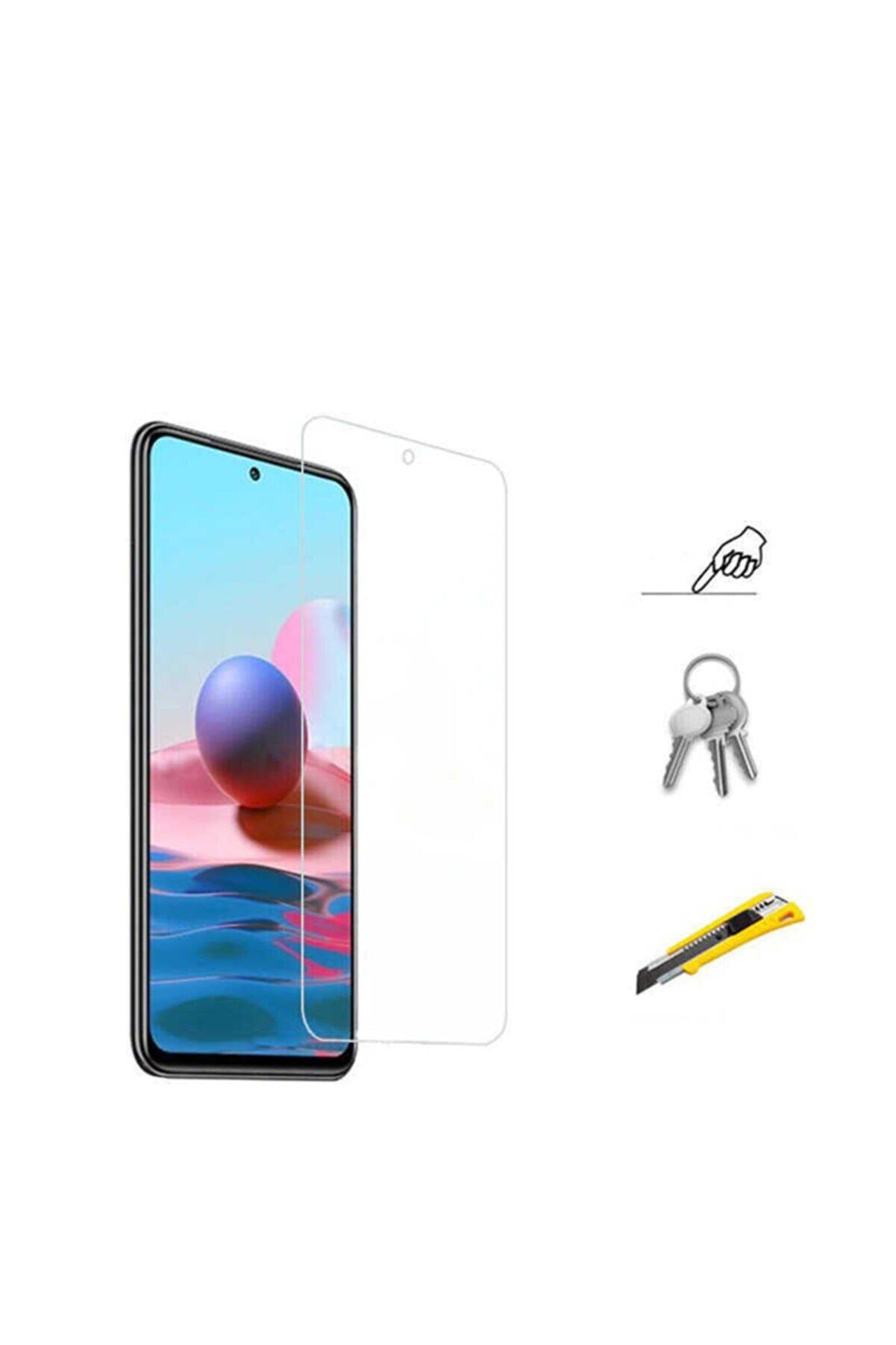 Xiaomi Redmi 9c Uyumlu Ekran Koruycuu Maxi Glass Temperli Cam