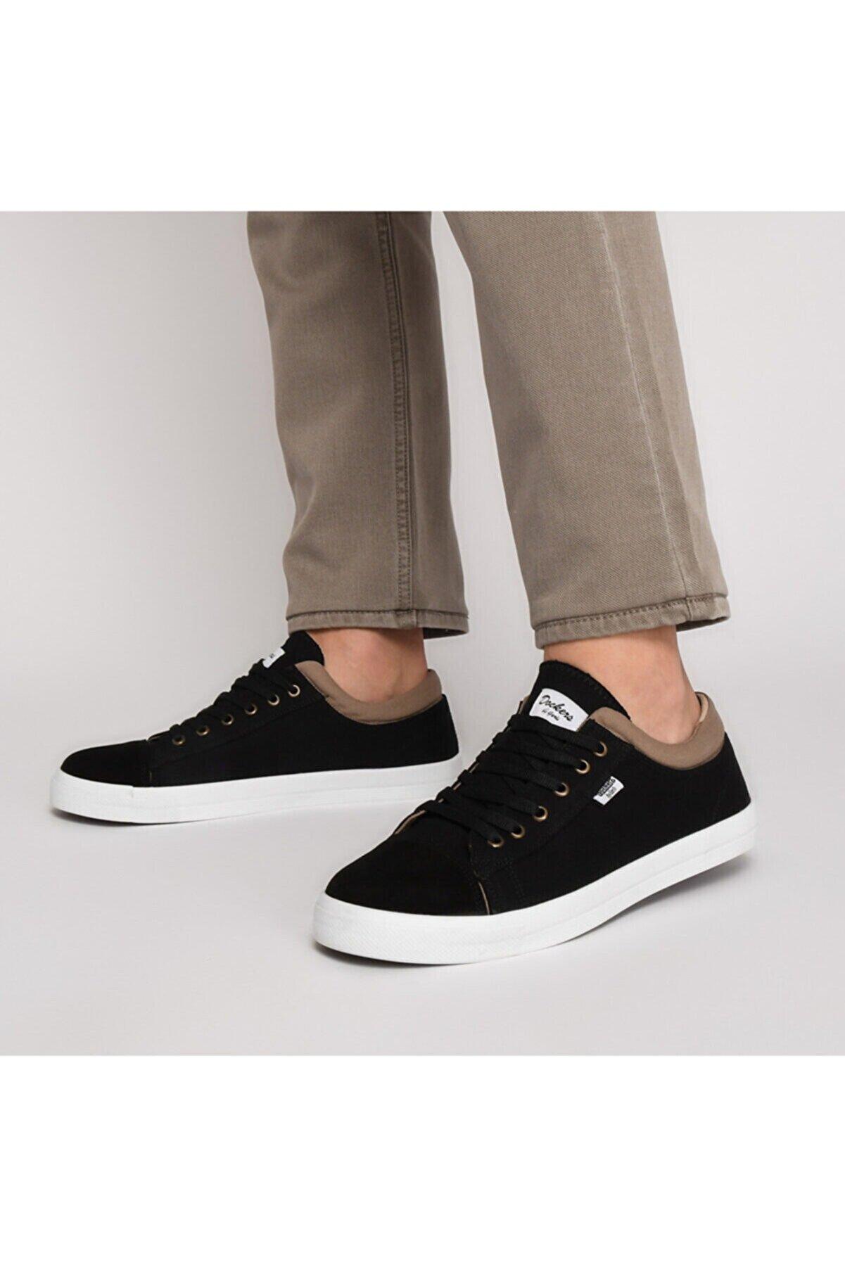 Dockers 228632 Siyah Erkek Sneaker 100495458