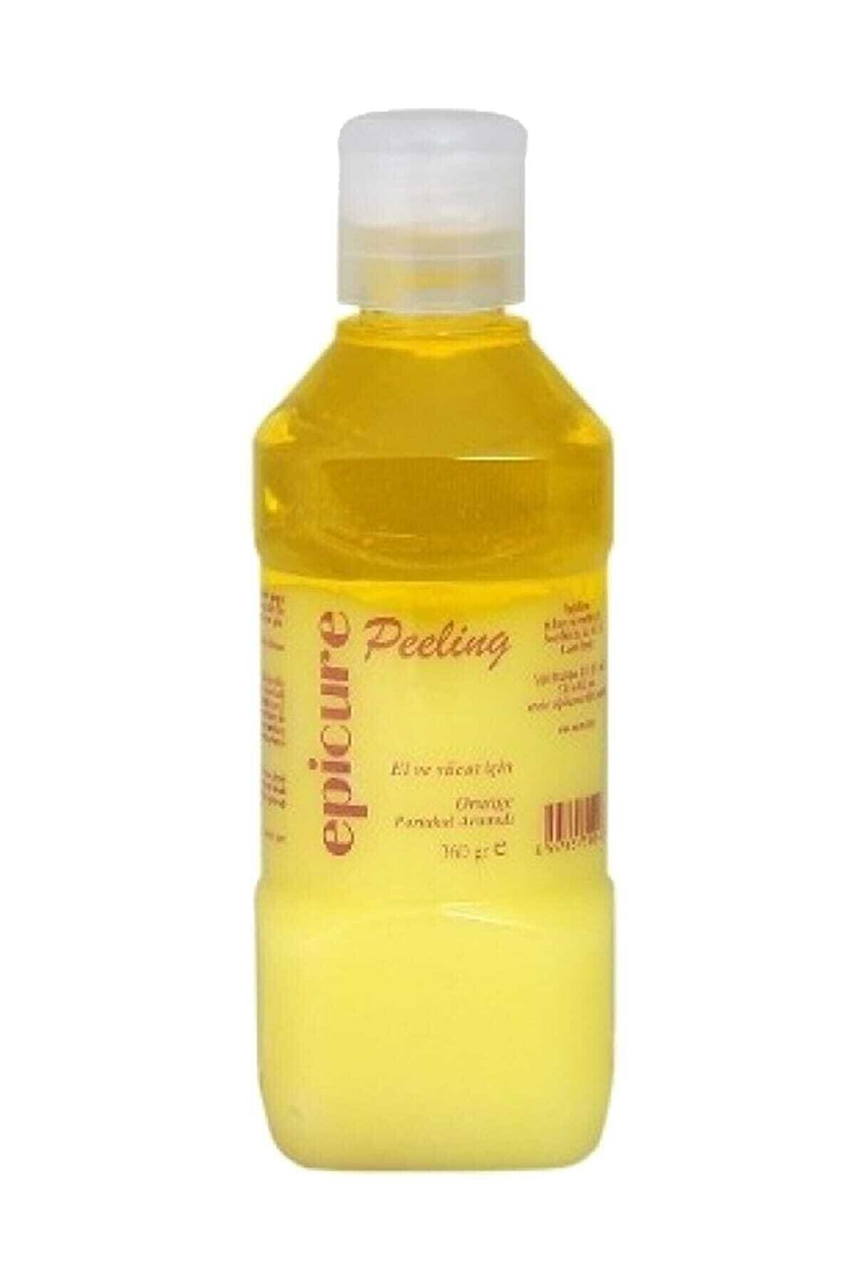 Epicure Portakal Aromalı Peeling 360 G