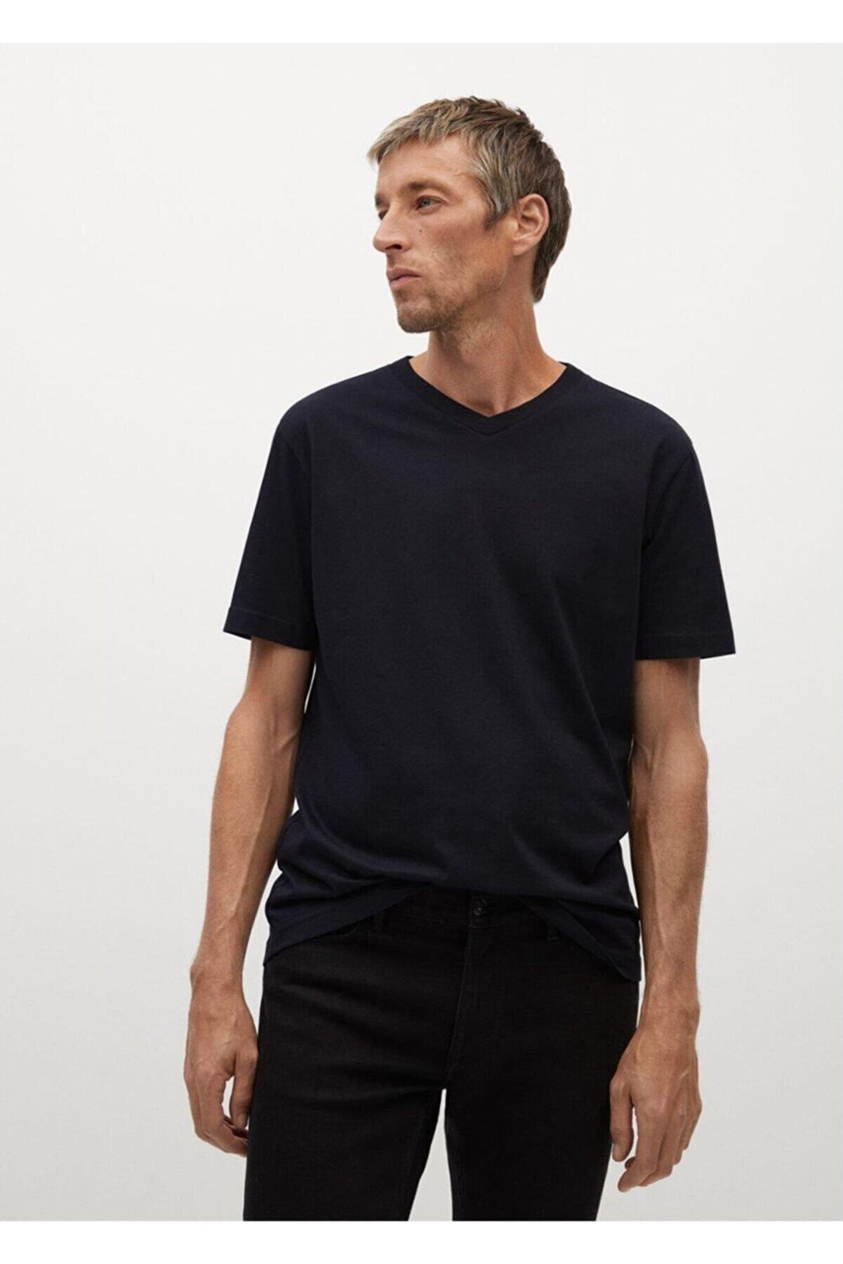 Mango Sürdürülebilir Pamuklu Tişört