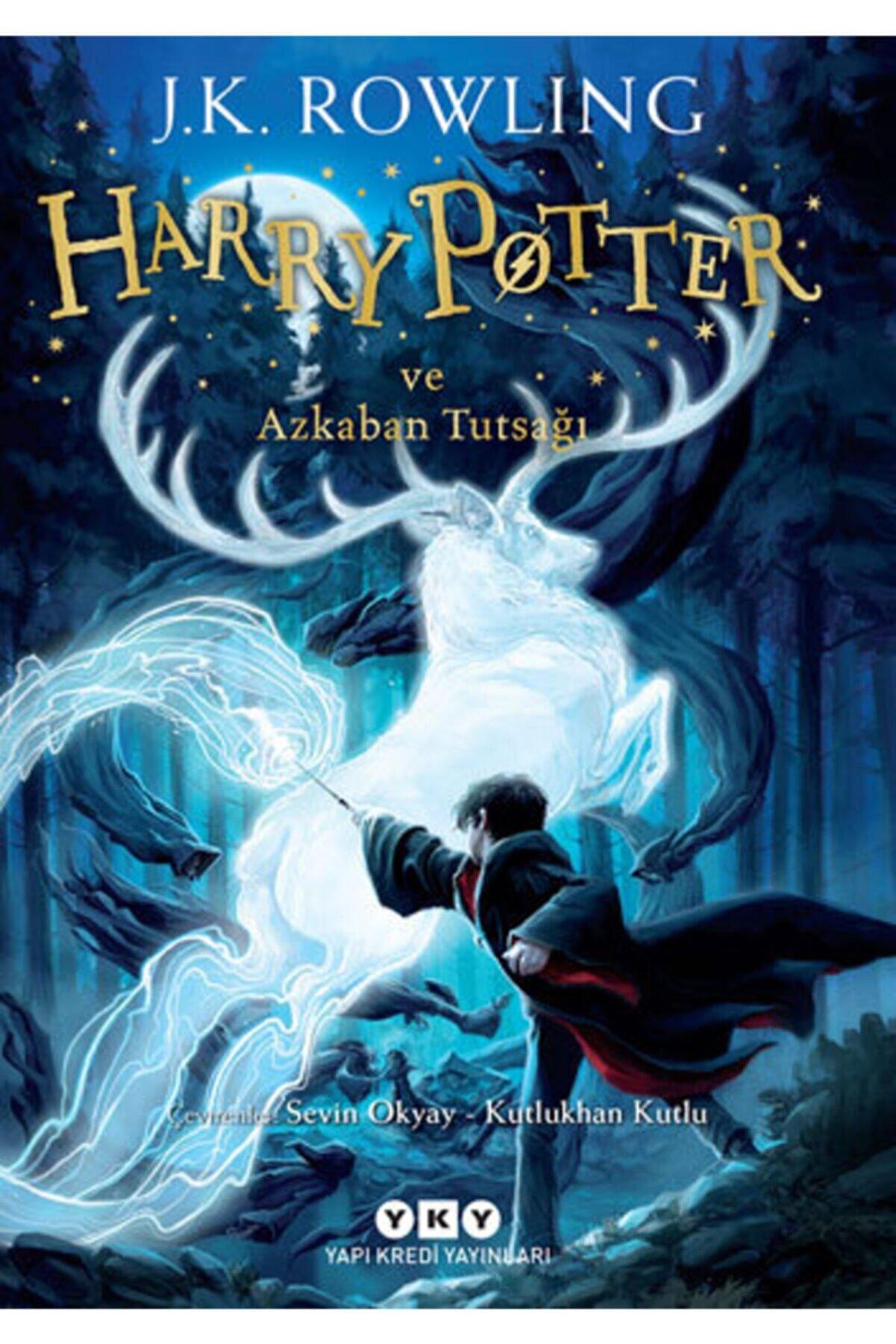 Yapı Kredi Yayınları Harry Potter Ve Azkaban Tutsağı (3. Kitap)
