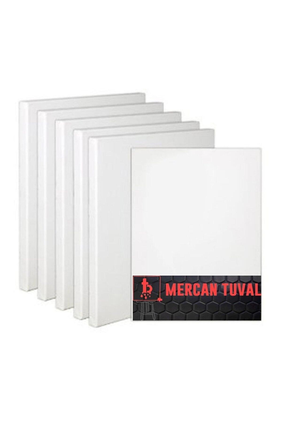 Mercan Tuval 25x35 cm 5'li Paket 25355