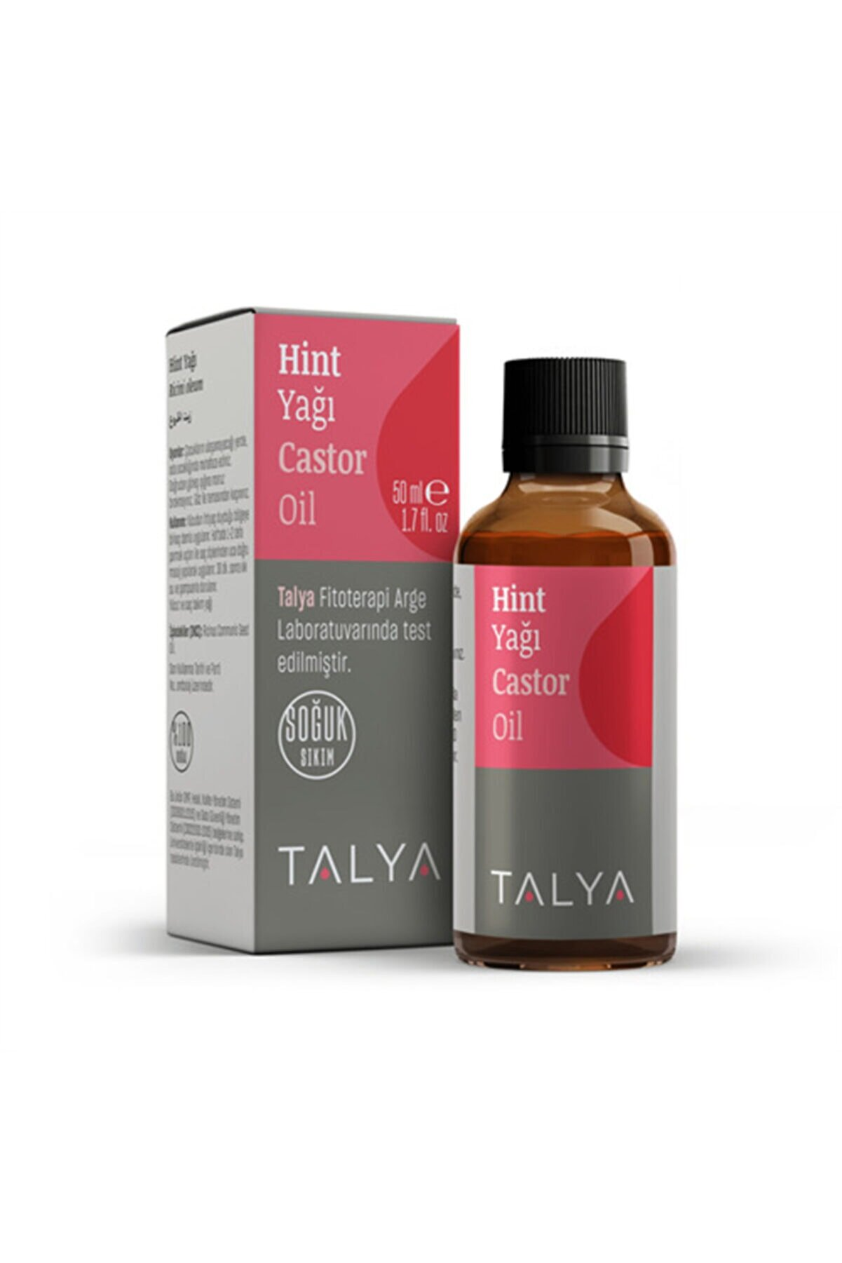Talya Hint Yağı (soğuk Pres) 50ml