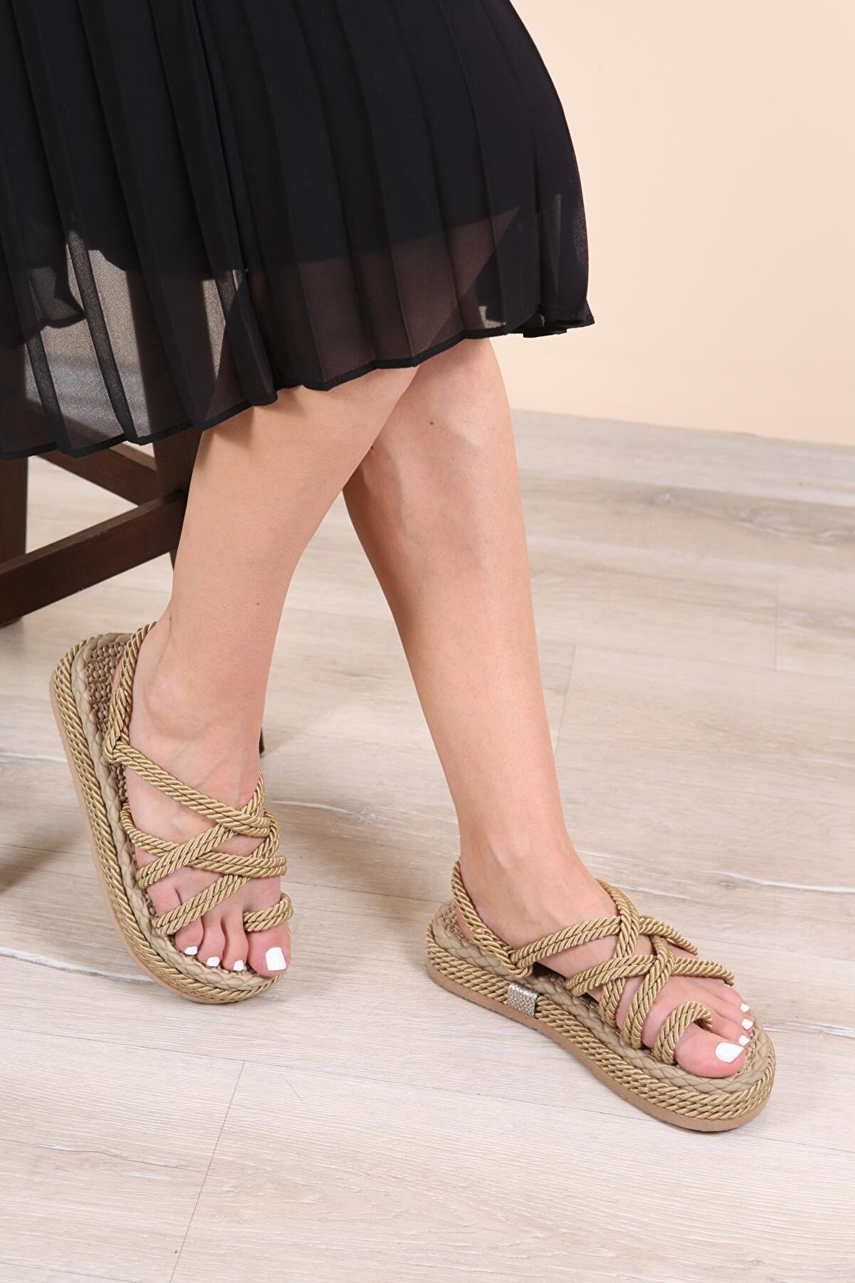 Capone Outfitters Kadın Sandalet