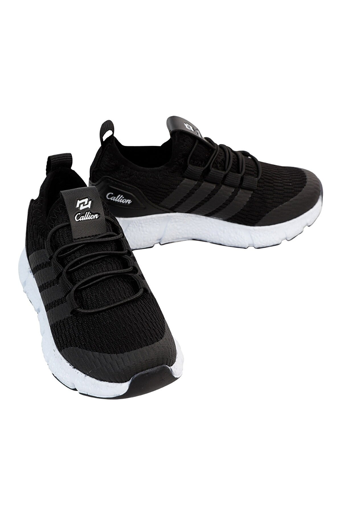 Callion Erkek Çocuk Spor Ayakkabı 31-35 Numara Siyah