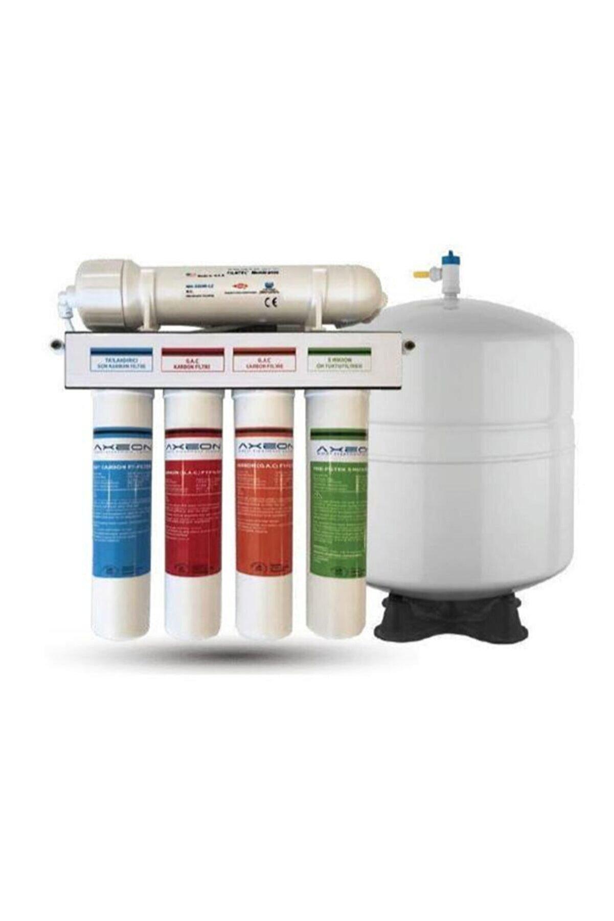 Axeon Quick Change Tezgah Altı Içme Suyu Arıtma Sistemi