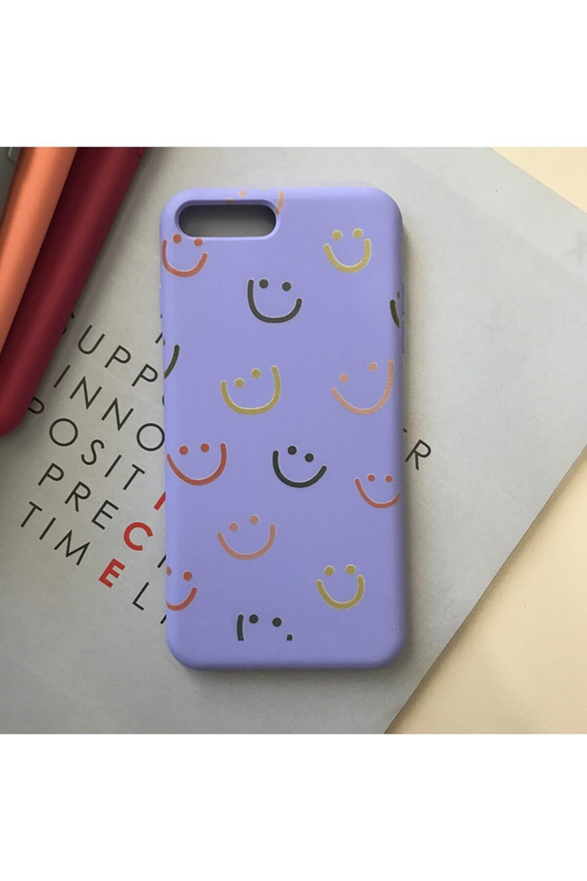 SUPPO Iphone 7 Plus Lansman Gülen Yüz