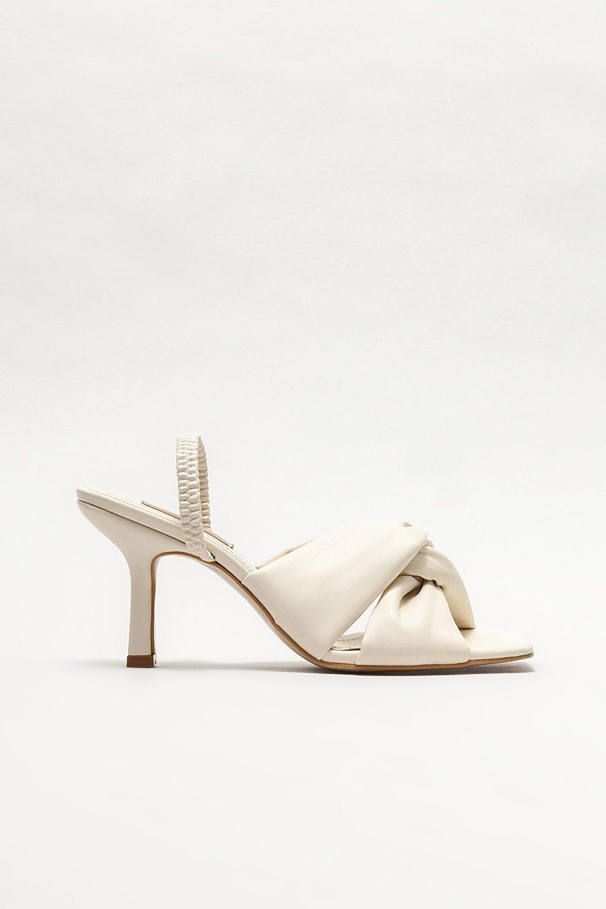 Elle Ekru Krupa Kadın Sandalet