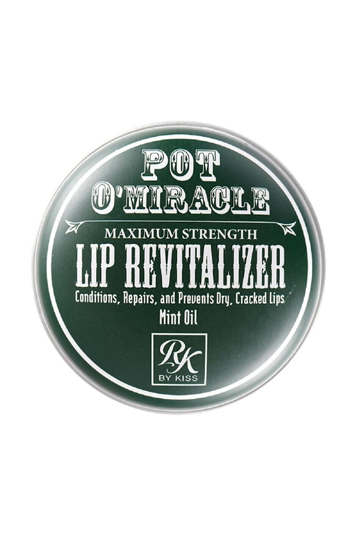 Ruby Kisses Pot O'miracle Lip Revitalizer Dudak Balmı 10 Gr