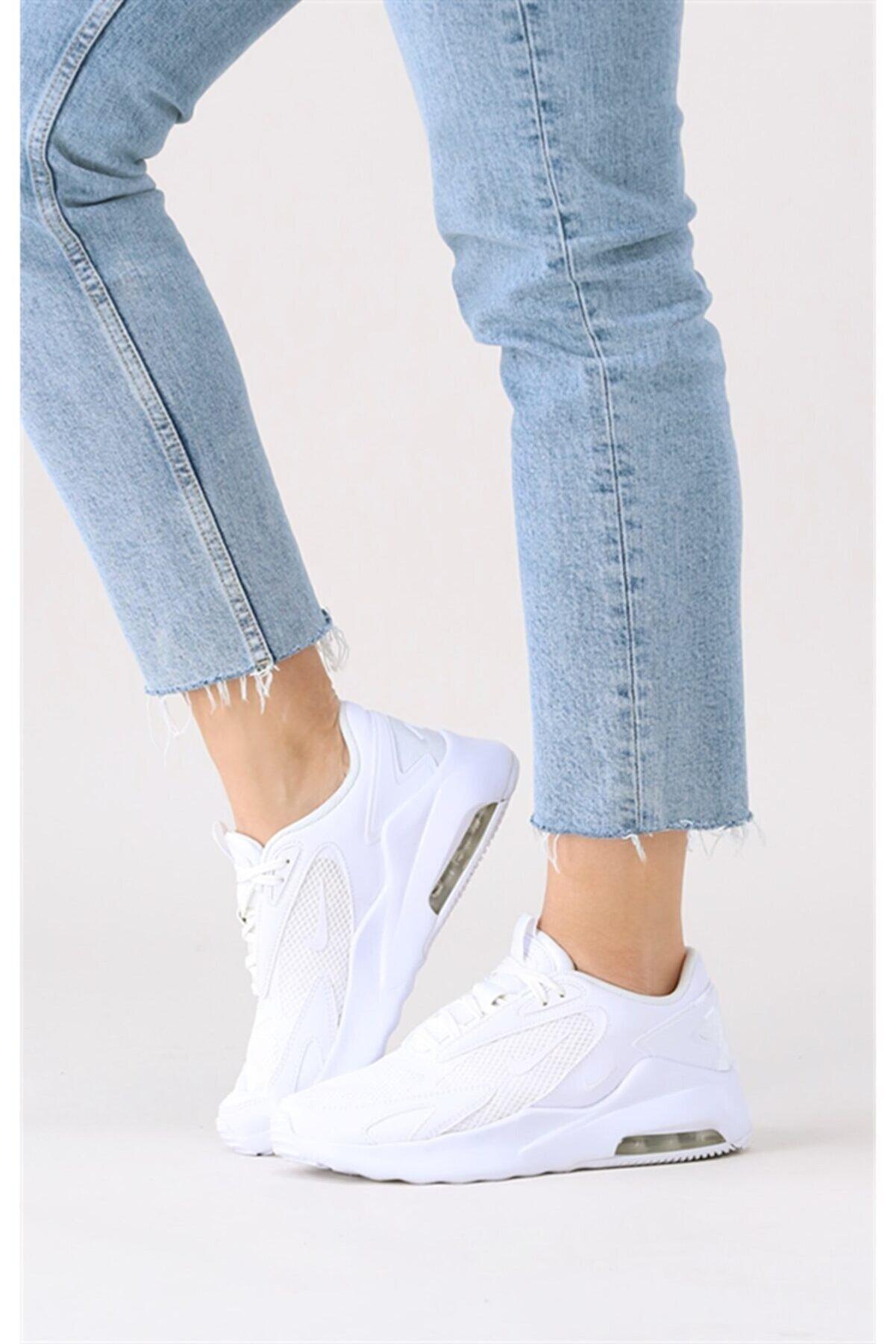 Nike Air Max Bolt Kadın Günlük Spor Ayakkabı Beyaz Cu4152100