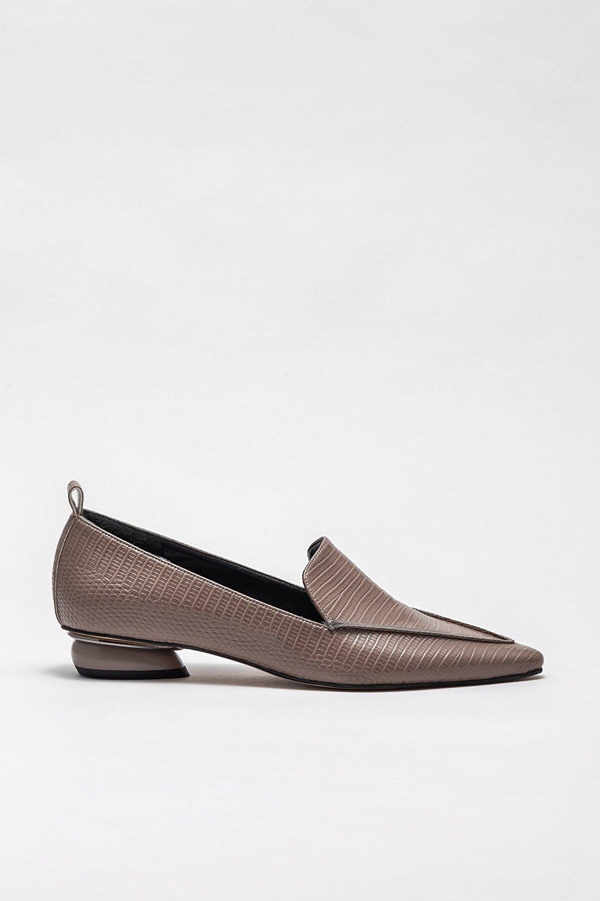 Elle Kadın Paıpa Vızon Casual Ayakkabı 20KMC7809