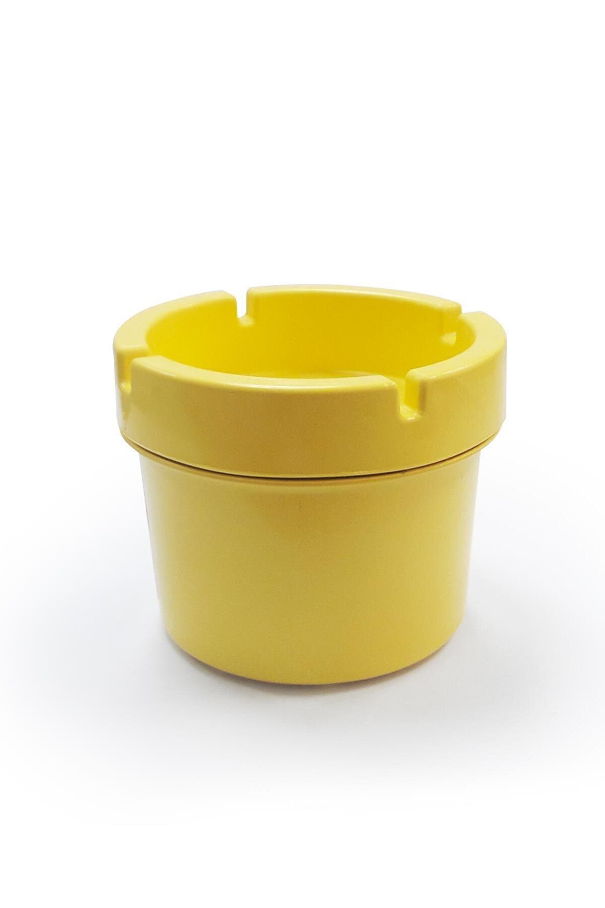 Hayveys Sarı Kokusuz Dumansız Küllüğü
