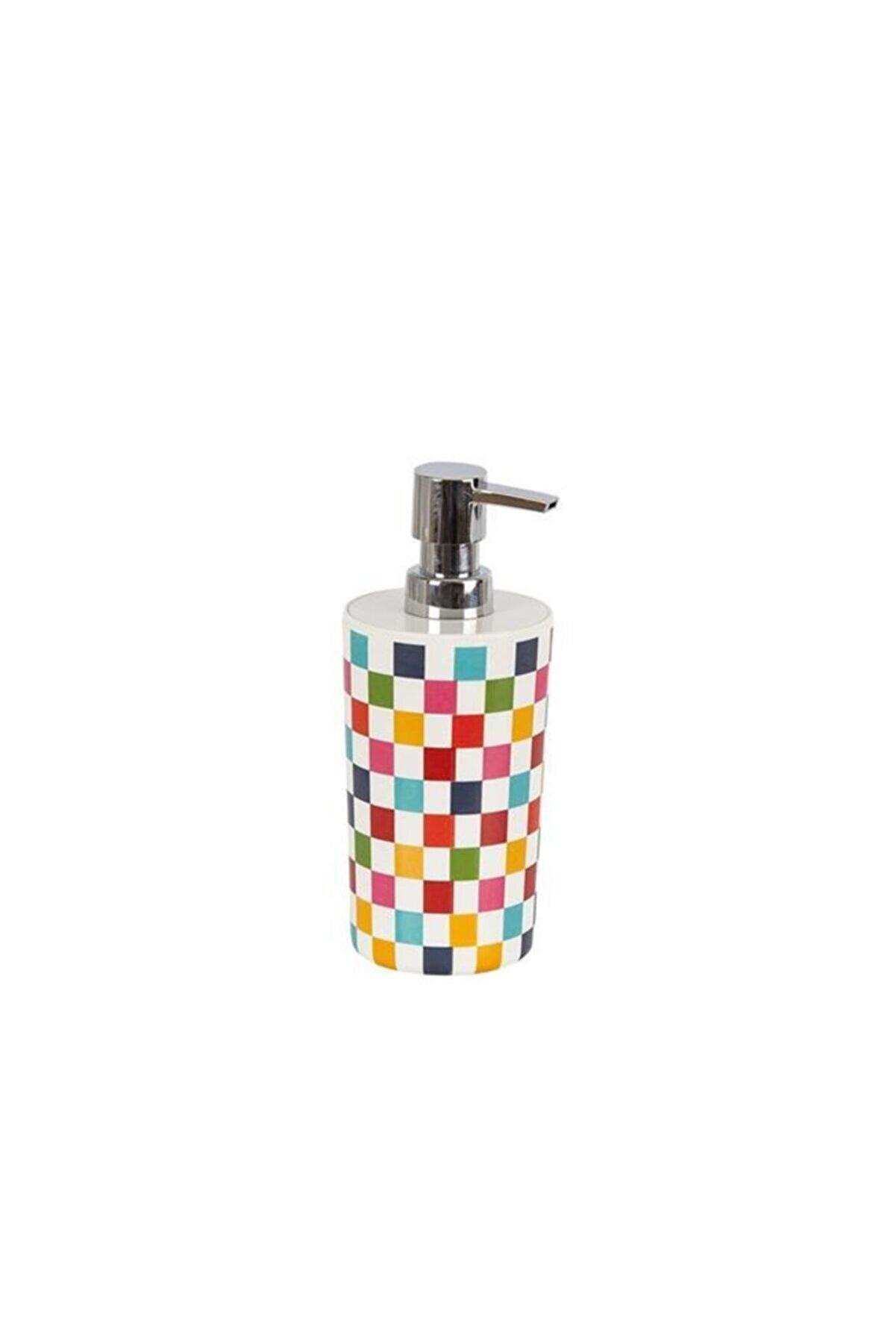 Prima Nova Beyaz Palet Sıvı Sabunluk