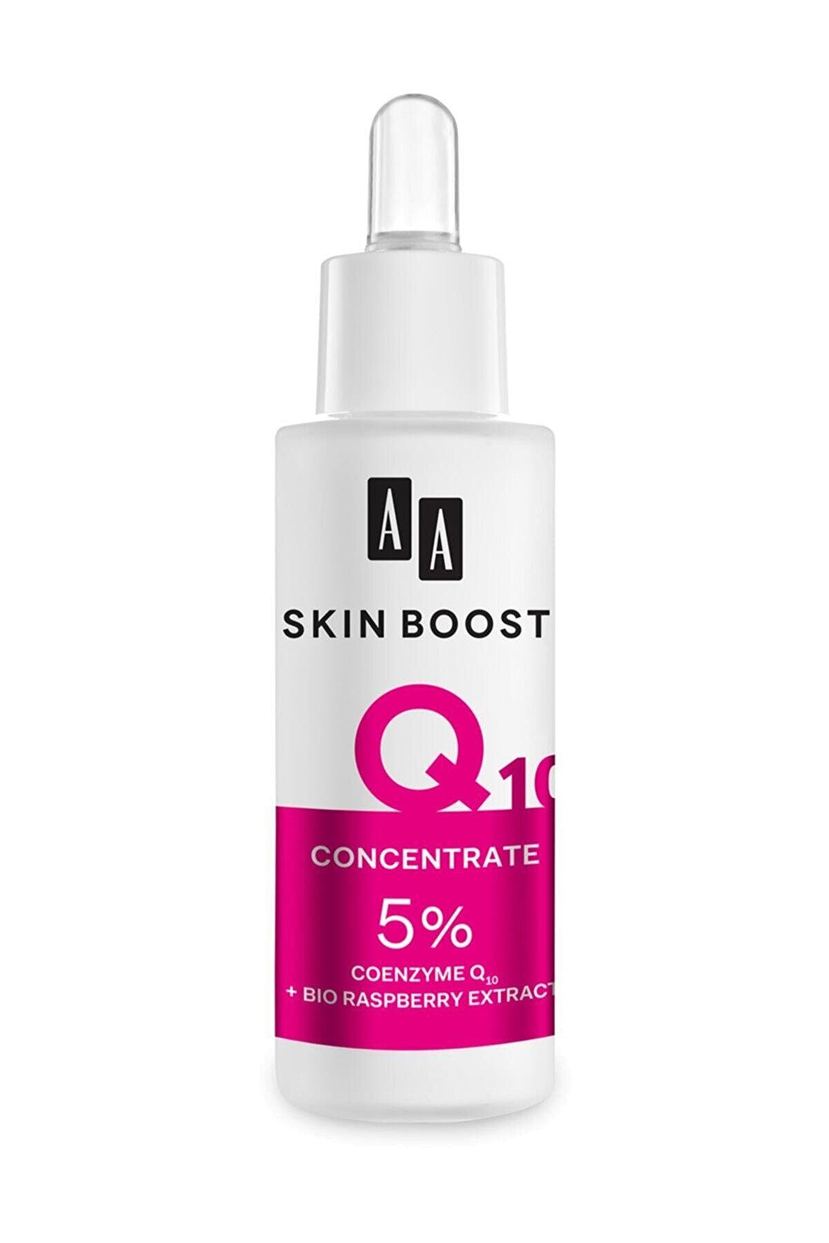 AA Cosmetics Aa Skin Boost Koenzim Q10 Konsantre Serum Ahududu 30ml