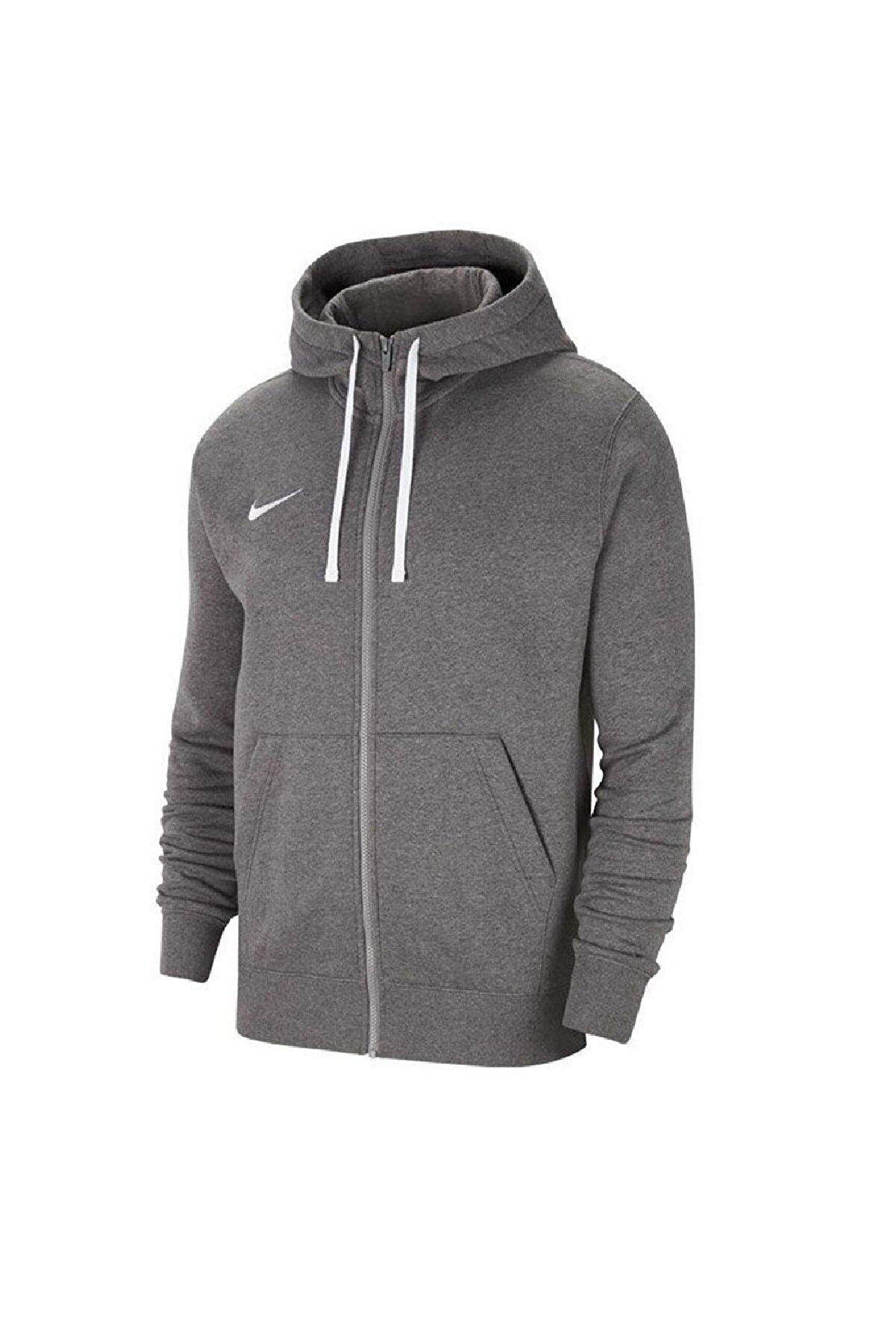 Nike Erkek Spor Sweatshirt - Dry Park - CW6887-071