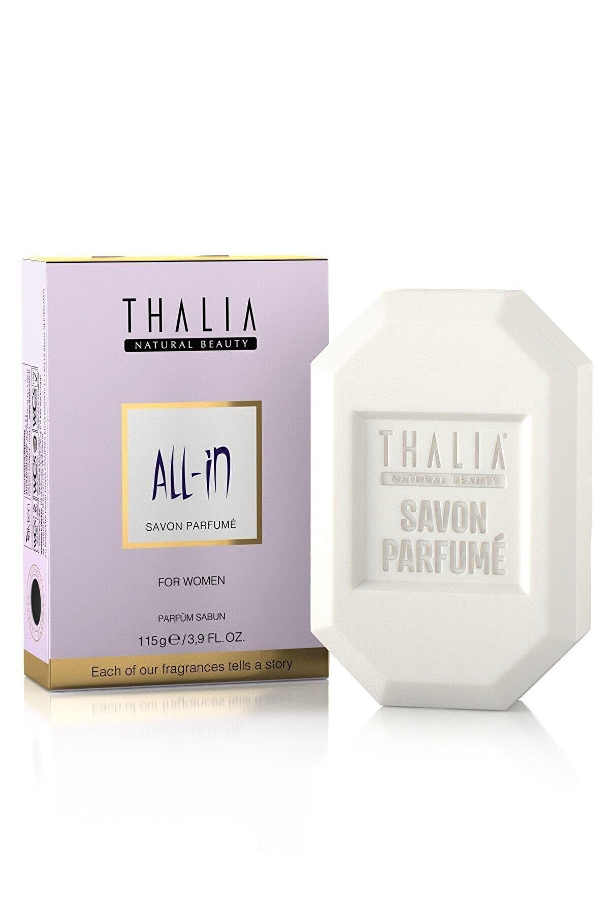 Thalia All-ın Parfüm Sabun For Women - 115 Gr.