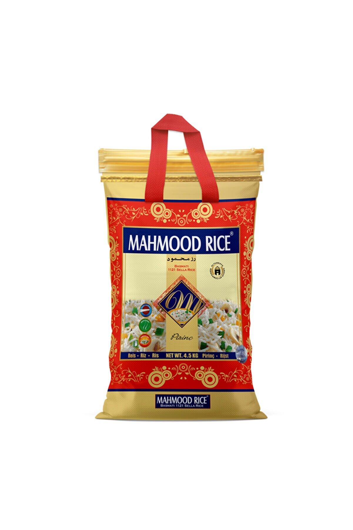 Mahmood Rıce Rice Basmati Pirinç 4,5 Kg ( Sonsepet Rice Markasının Üreticisi Ve Satıcısıdır)