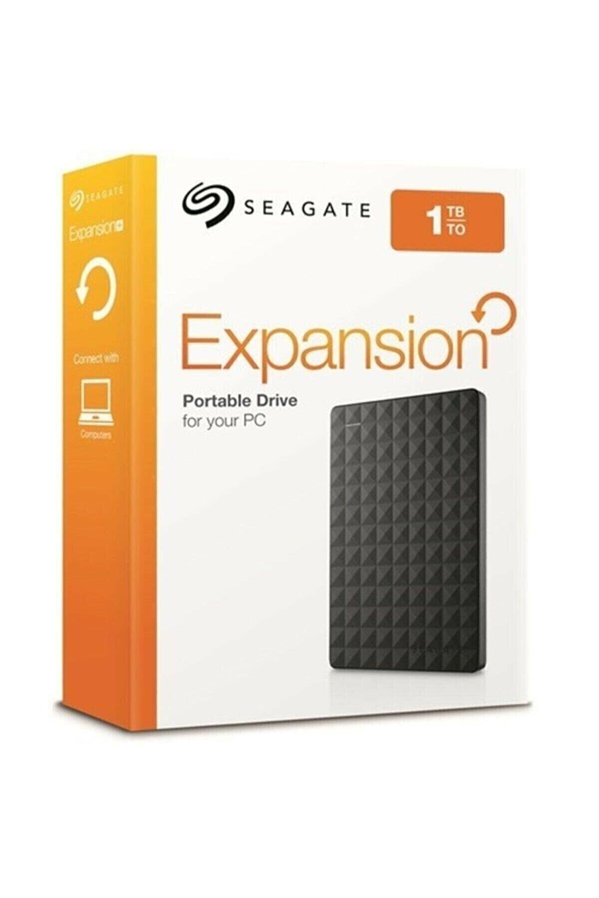 "Seagate 1TB 2.5"" Expansion USB 3.0 Siyah STEA1000400 Taşınabilir Harddisk"