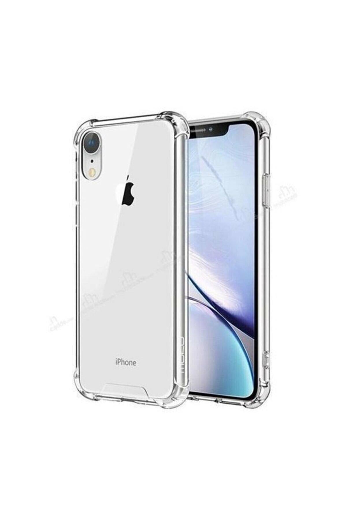 SUPPO Iphone Xr Anti Shock Silikon Kılıf
