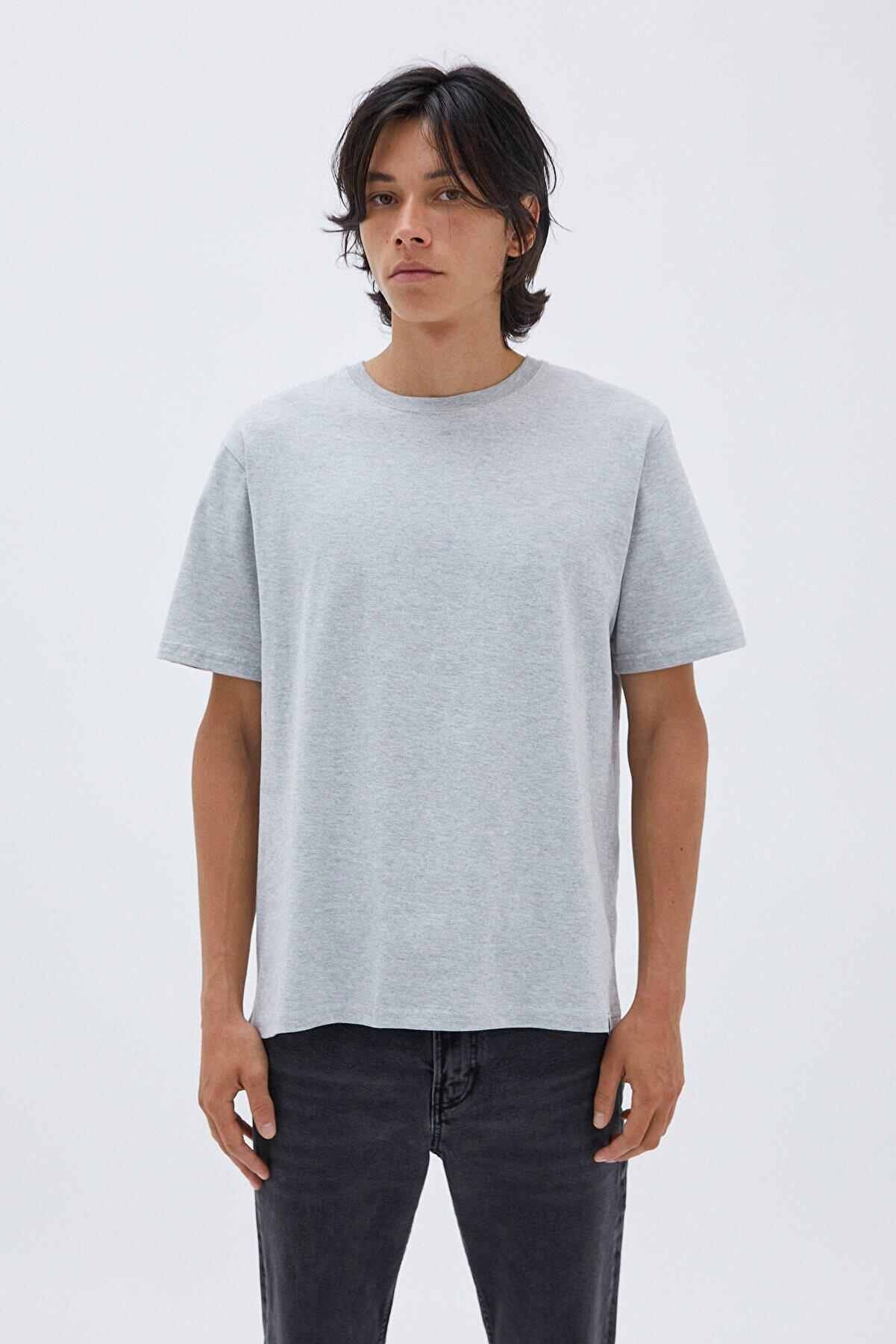 Pull & Bear Join Life basic t-shirt