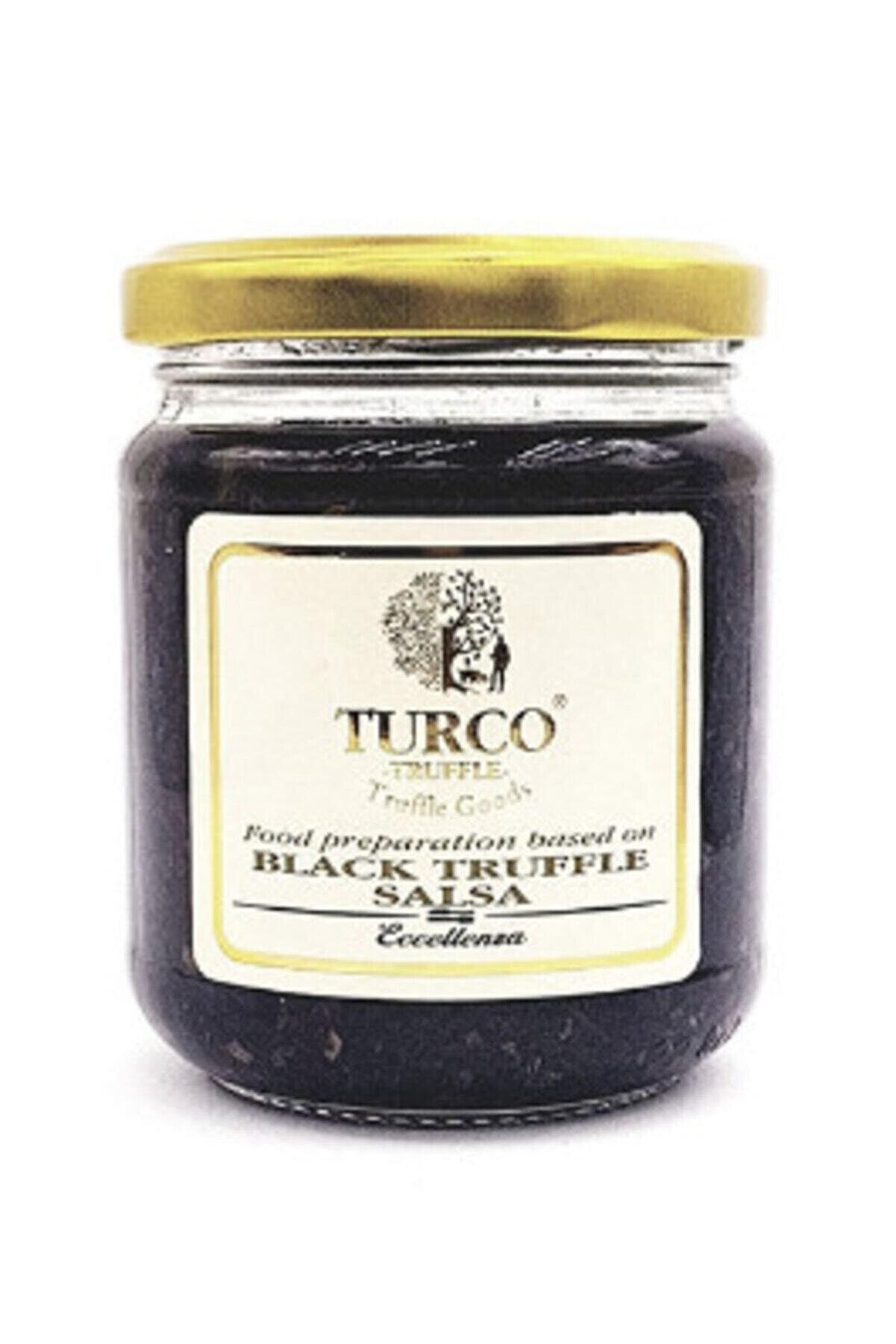 Turco Truffle Siyah Truf Mantar Ezme 170 ggr
