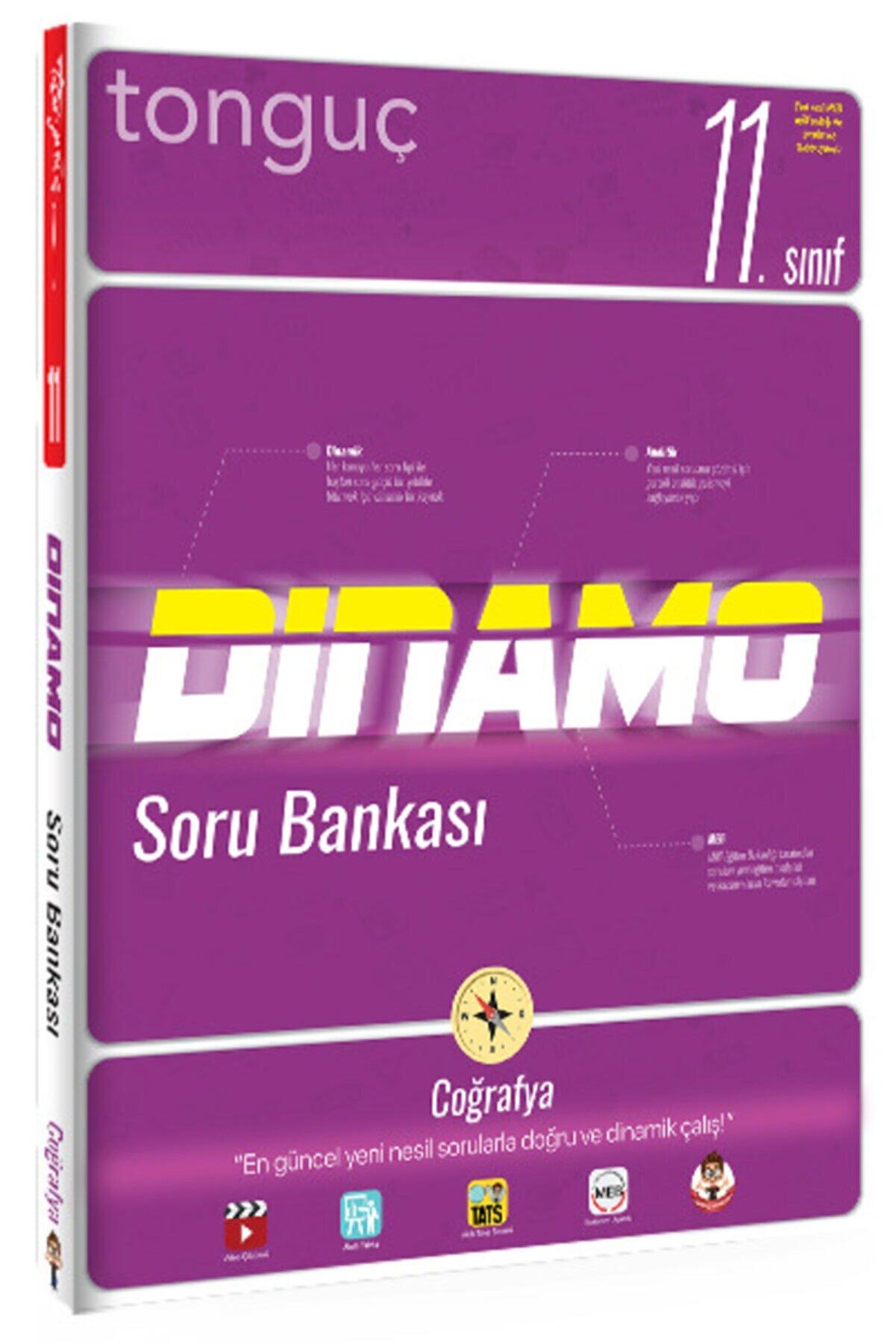 Tonguç Akademi 11.sınıf Dinamo Coğrafya Soru Bankası