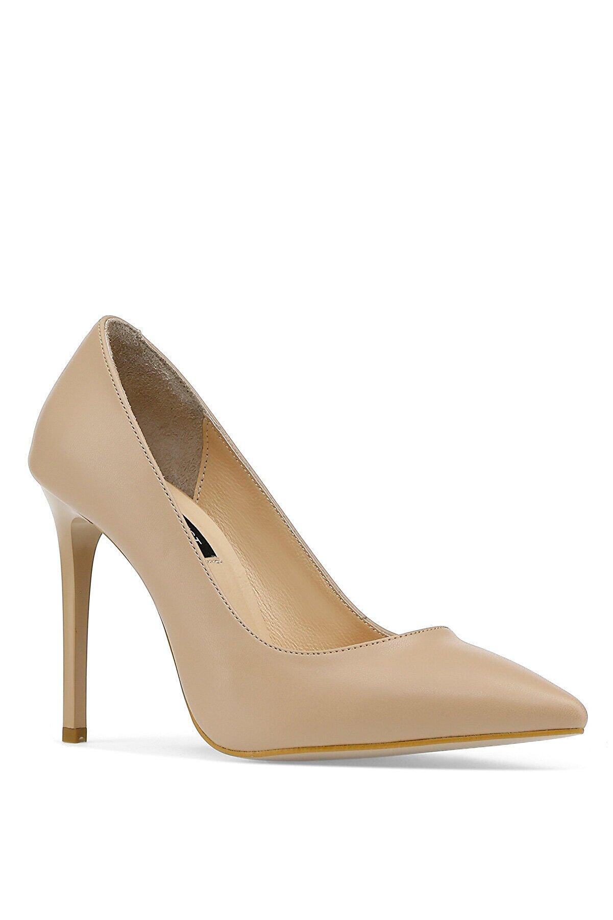 Nine West Tulena 1pr Bej Kadın Gova Ayakkabı