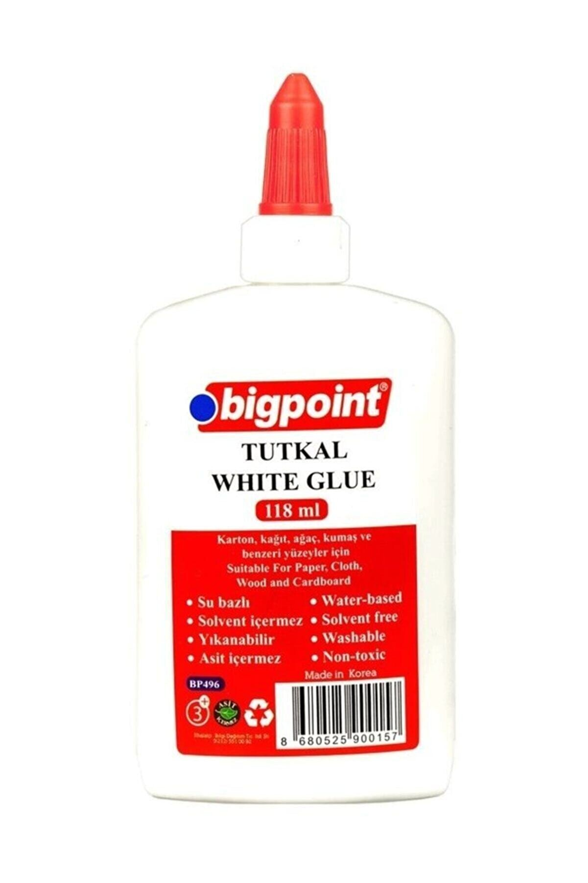 Bigpoint Beyaz Tutkal 118 ml 1 Adet