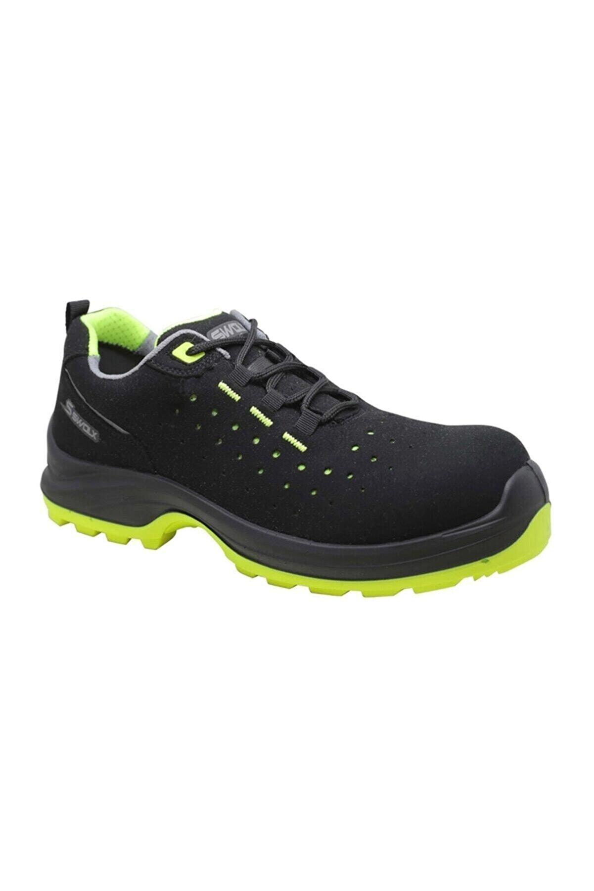 Swolx Combo X110 Iş Güvenliği Ayakkabı S1p Çelik Burun Çivi Geçirmez Taban