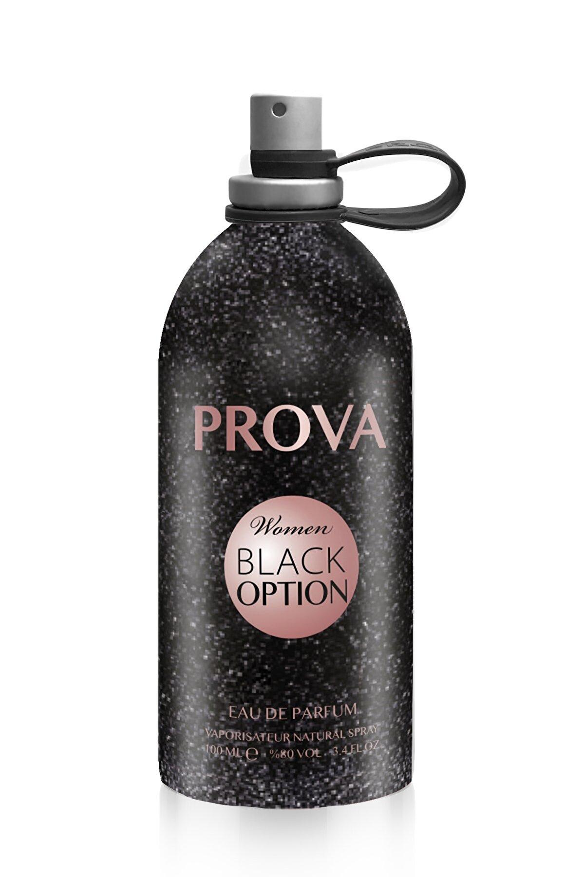 prova Black Option 100 Ml Kadın Parfümü