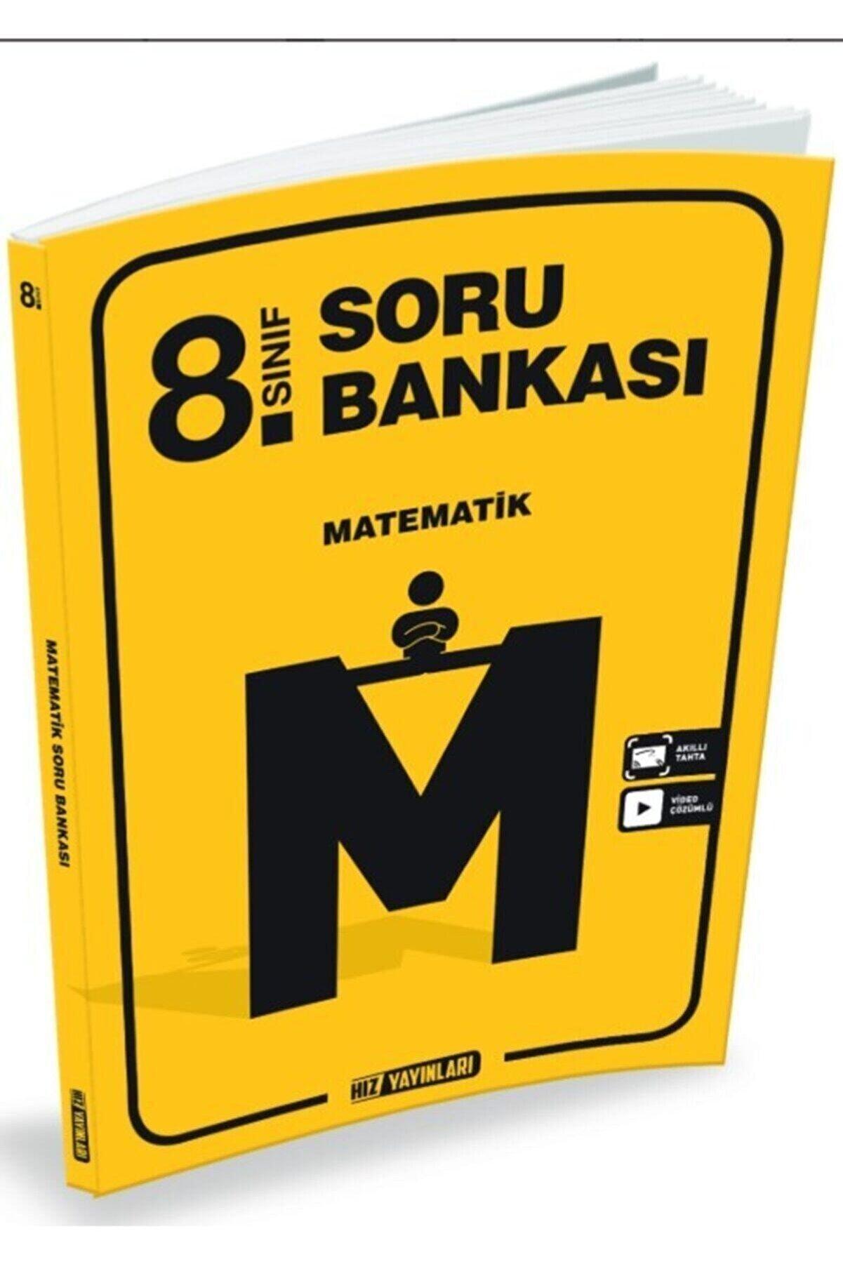 Hız Yayınları 8.sınıf Matematik Soru Bankası (2020-2021)