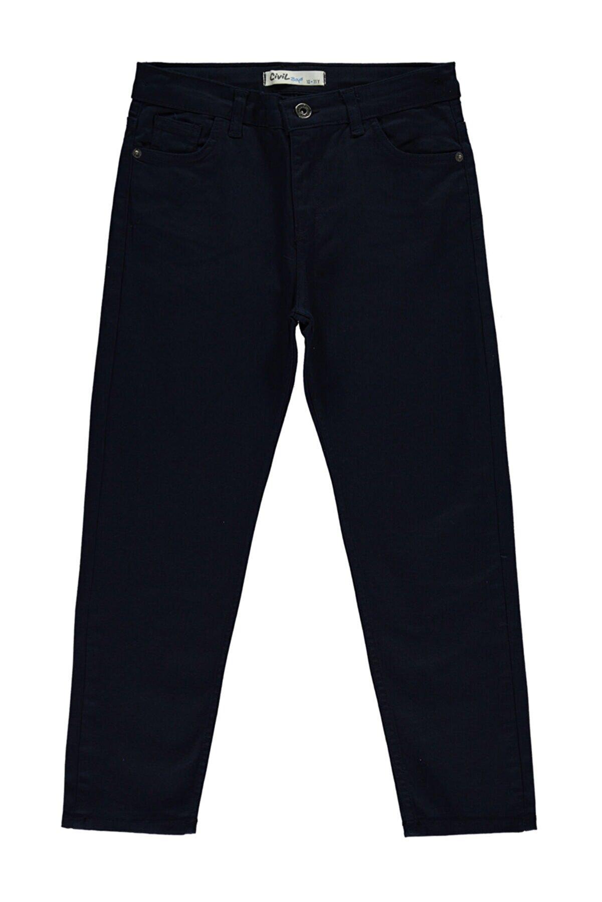 Civil Boys Erkek Çocuk Pantolon Lacivert