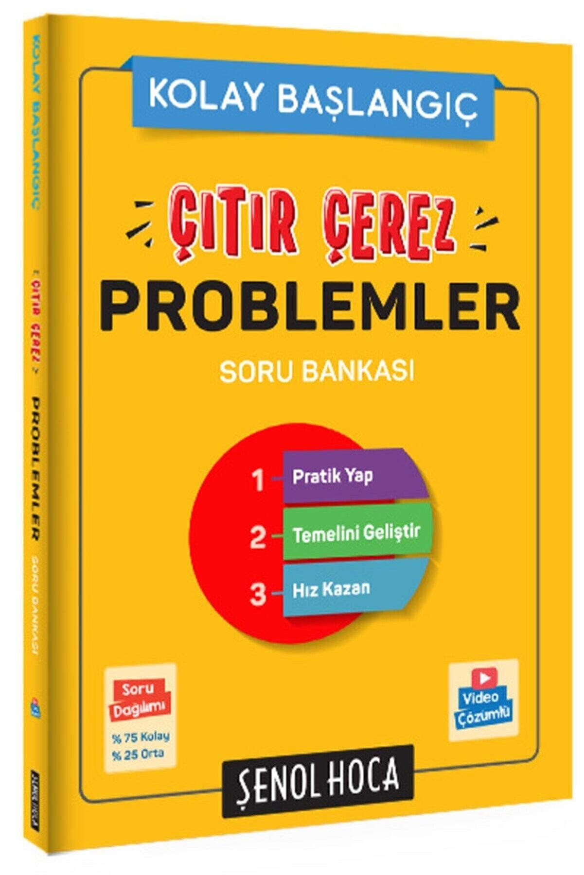 Şenol Hoca Yayınları Çıtır Çerez Problemler