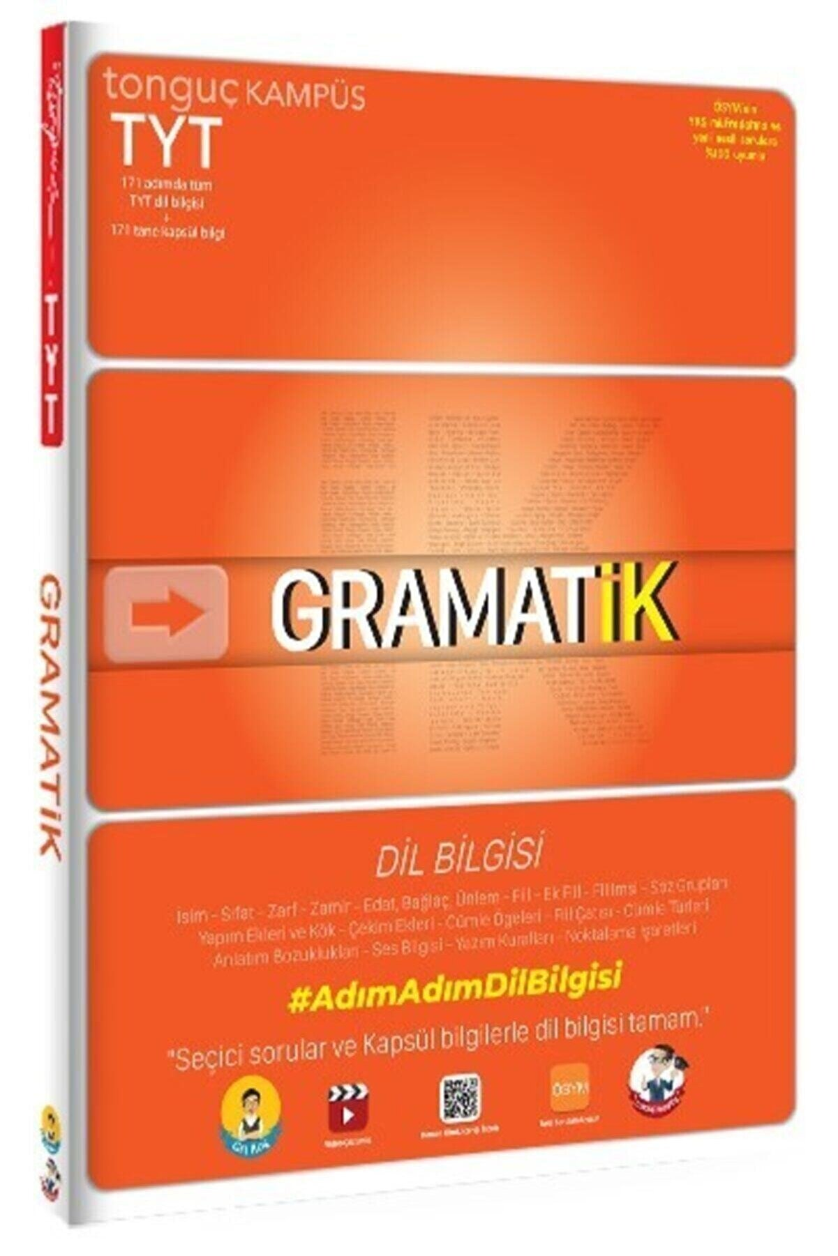 Tonguç Akademi Tyt Gramatik