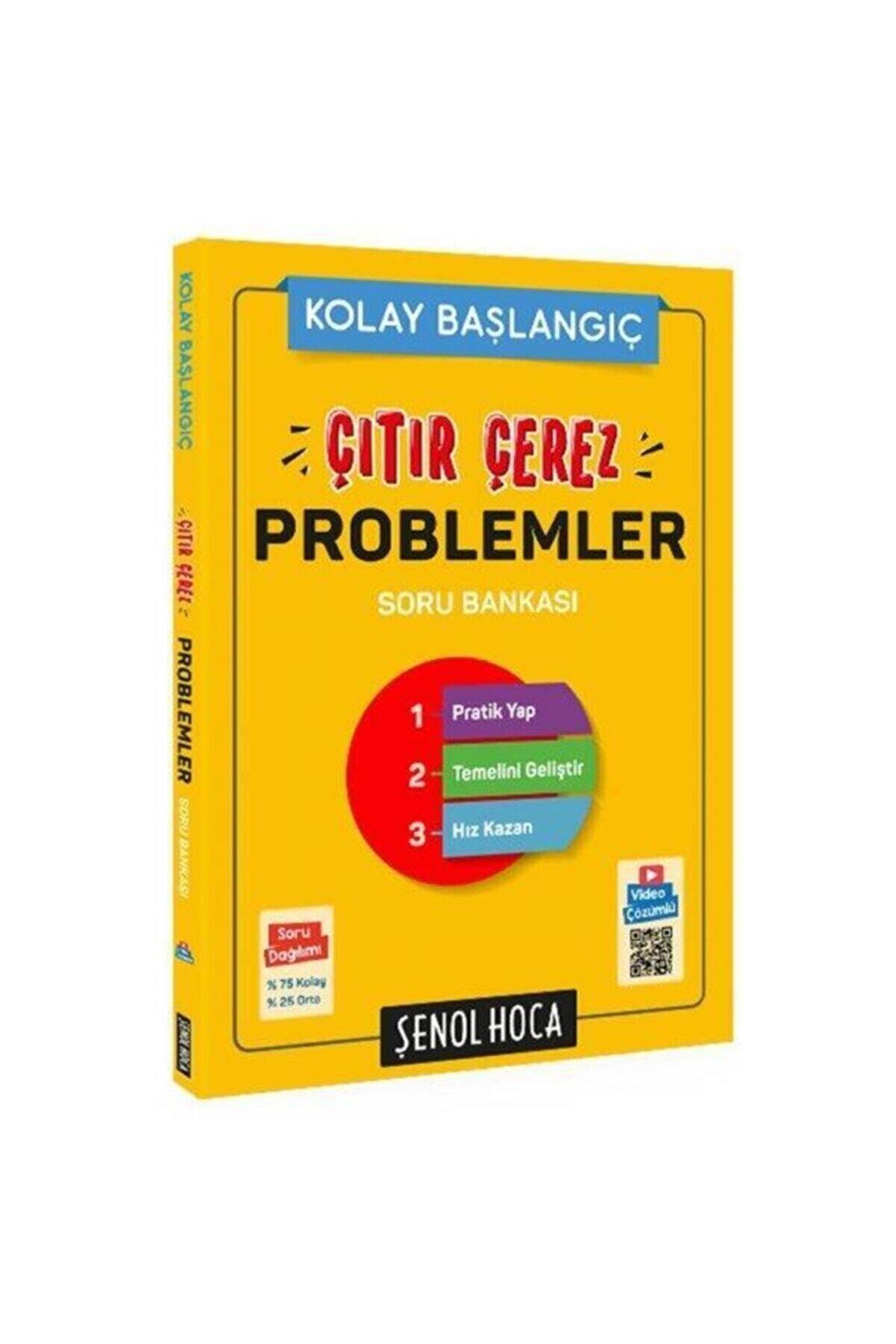 Şenol Hoca Yayınları Kolay Başlangıç Çıtır Çerez Problemler