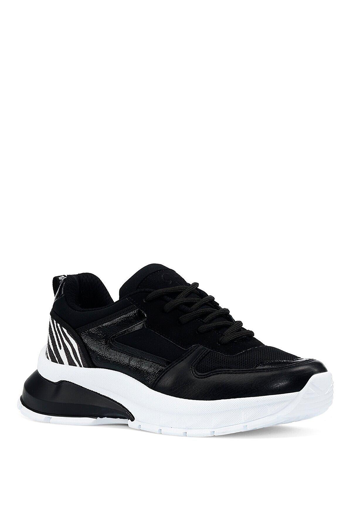 Nine West Zebına 1pr Siyah Kadın Sneaker