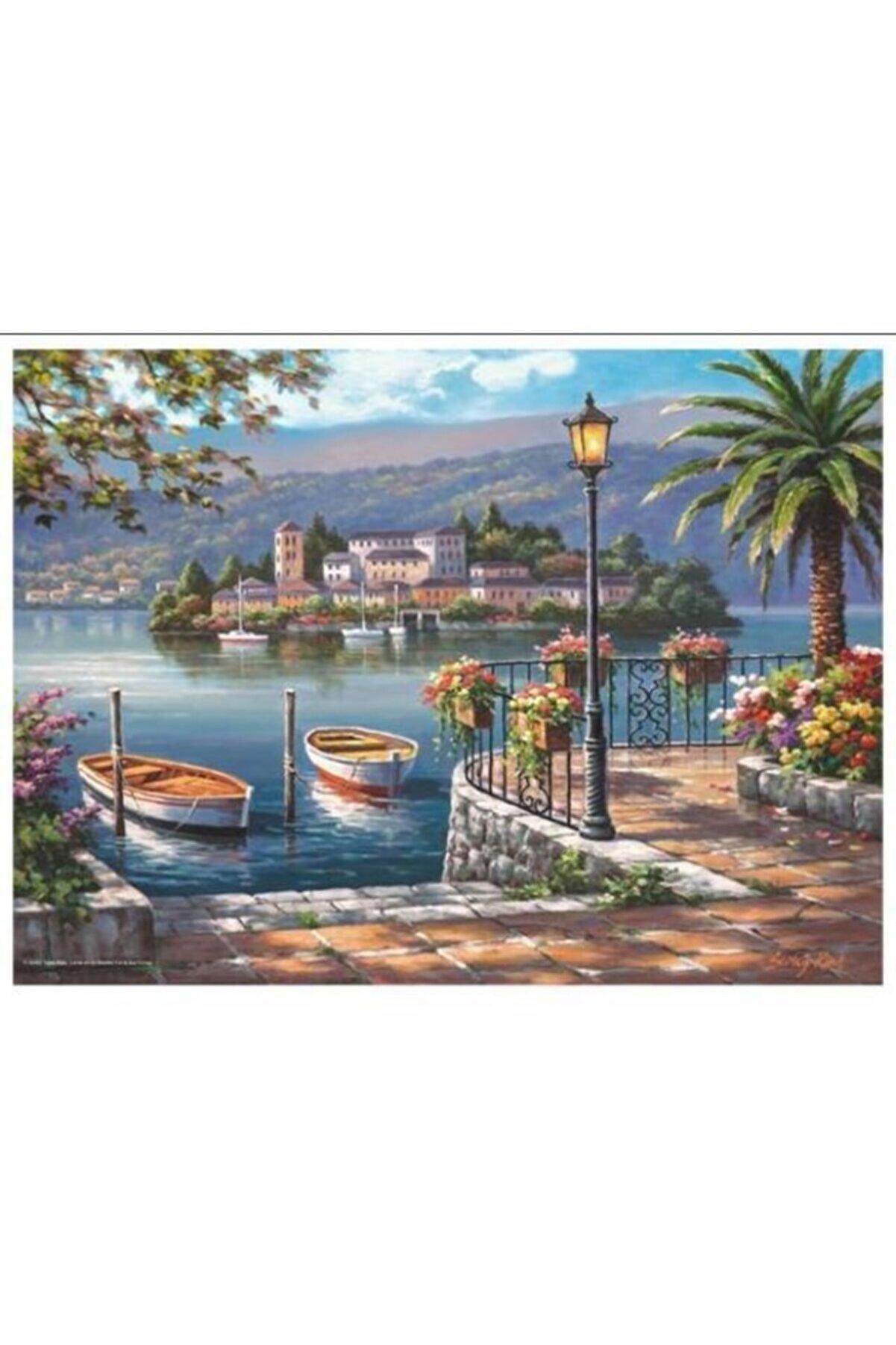 Anatolian Puzzle 3129 Anatolian Porto Gölü 1000 Parça Puzzle